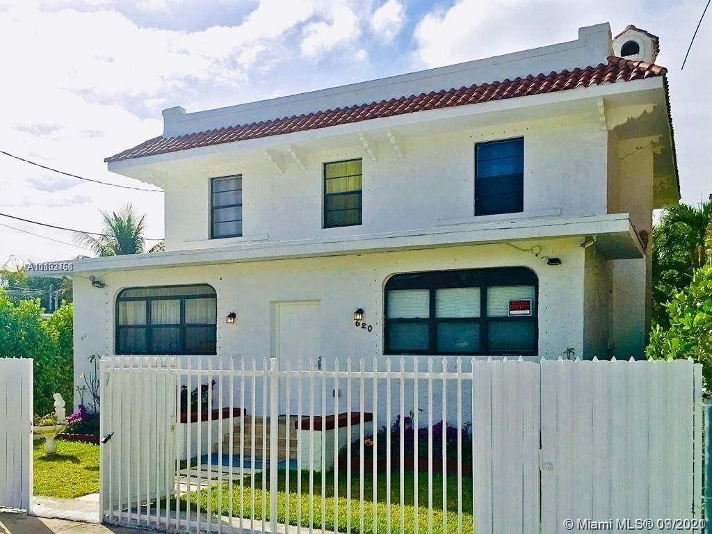 Single Family Home,For Rent,620 NW 10th Ave, Miami, Florida 33136,Brickell,realty,broker,condos near me