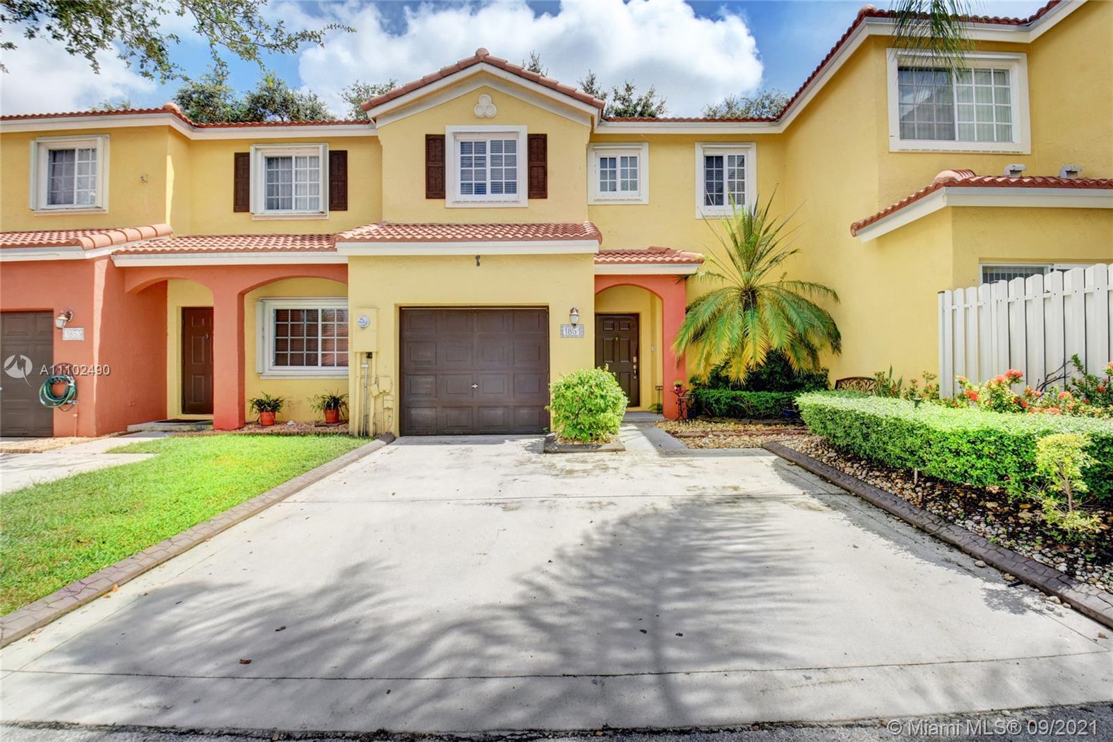 Avalon #1851 - 1851 SW 103rd Ave #1851, Miramar, FL 33025