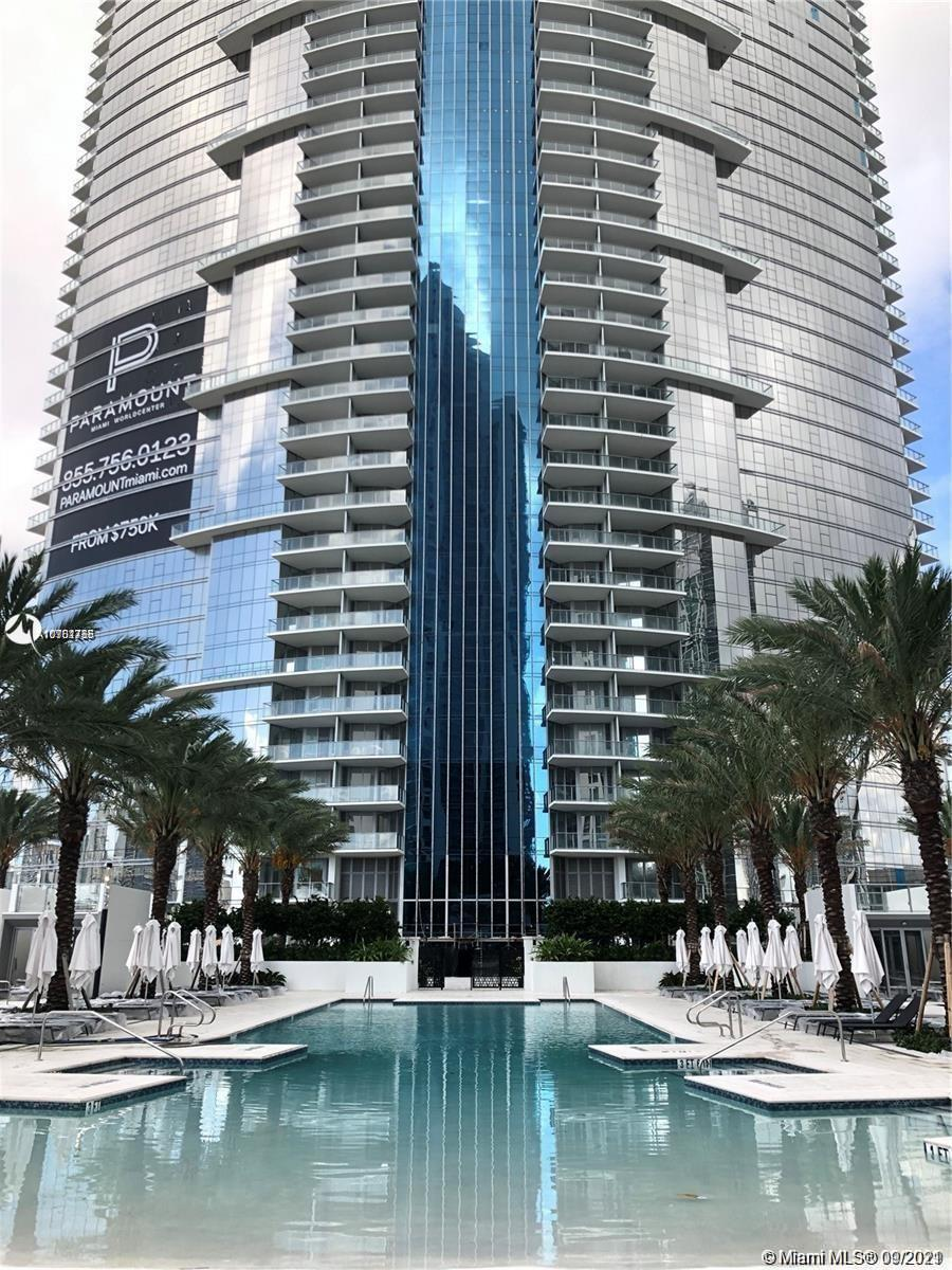 Condo For Sale at PARAMOUNT MIAMI WORLDCENT
