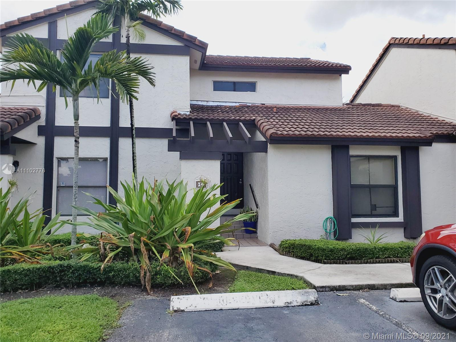 Lakes Of The Meadow #57C - 15265 SW 45th Ter #57C, Miami, FL 33185