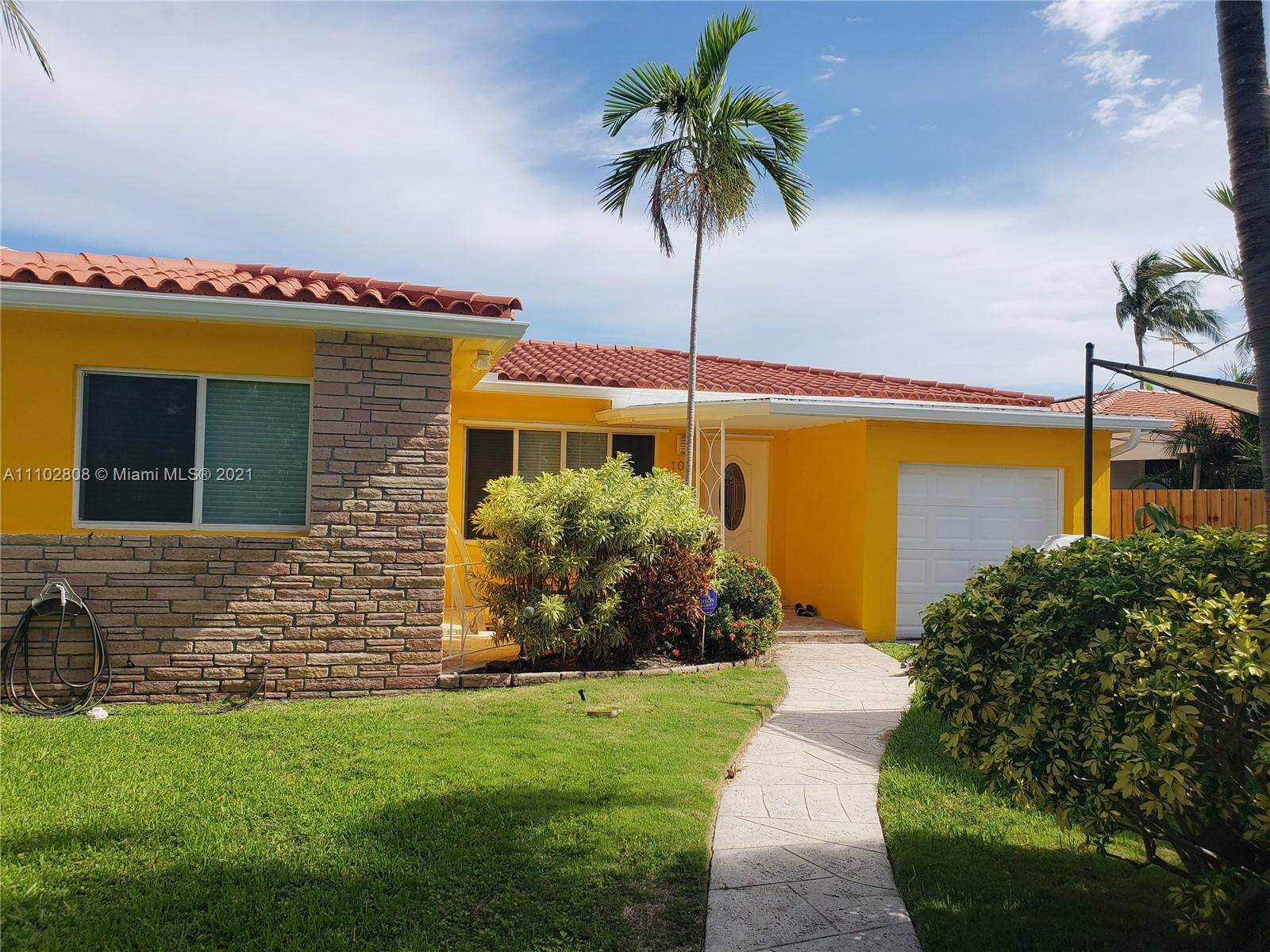 Single Family Home For Sale BISCAYNE BEACH-2ND ADDN1,329 Sqft