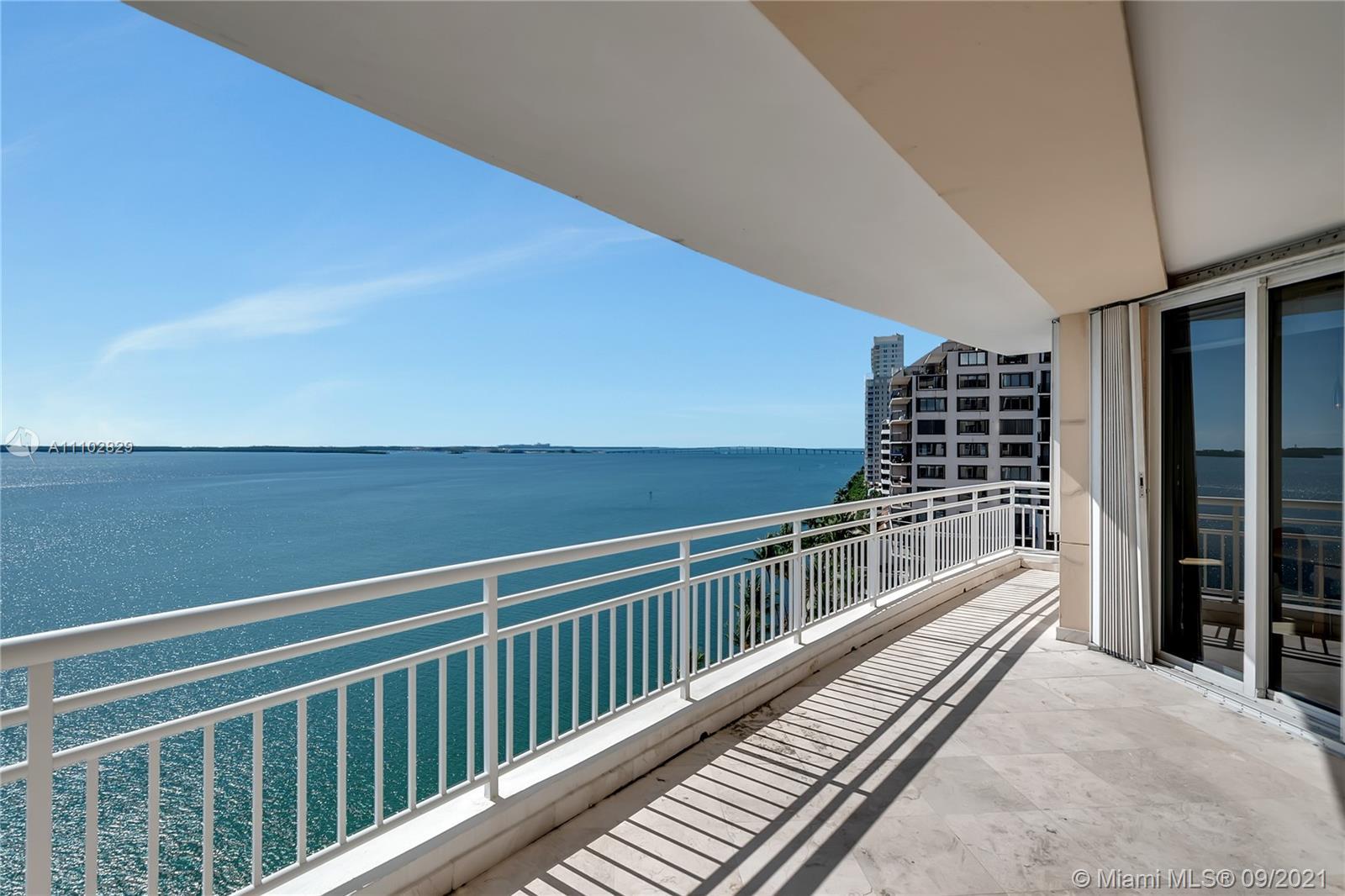 Two Tequesta Point #904 - 808 Brickell Key Dr #904, Miami, FL 33131