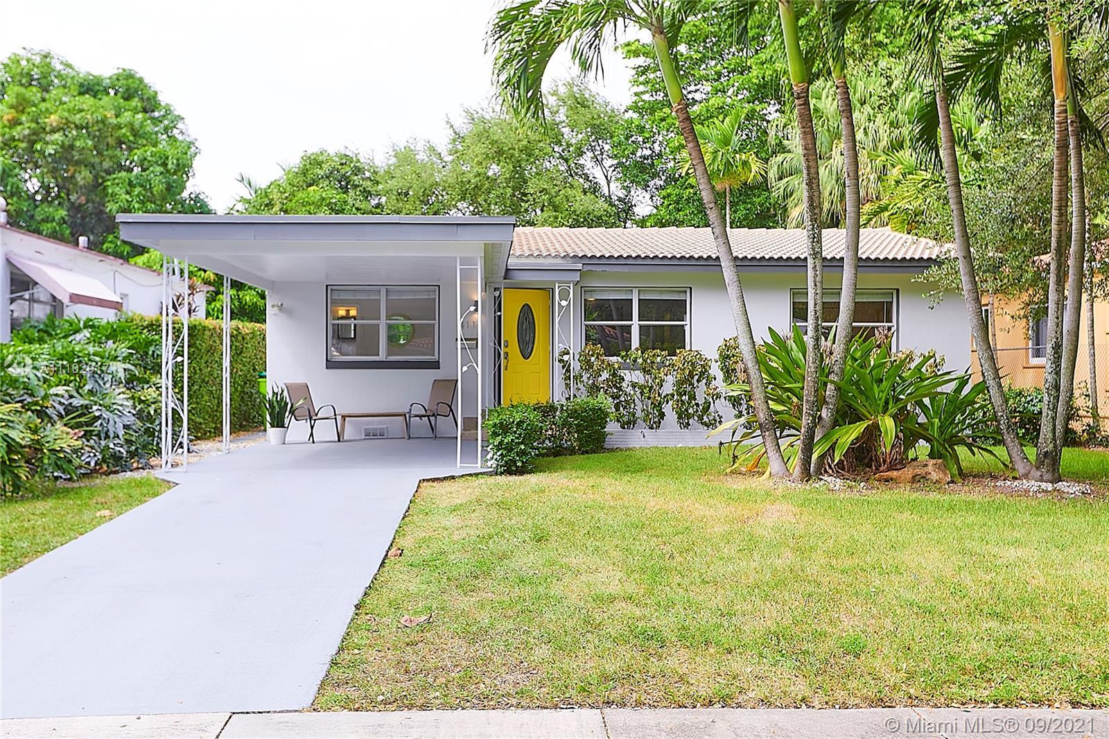 Single Family Home For Rent EL PORTAL SEC 71,544 Sqft