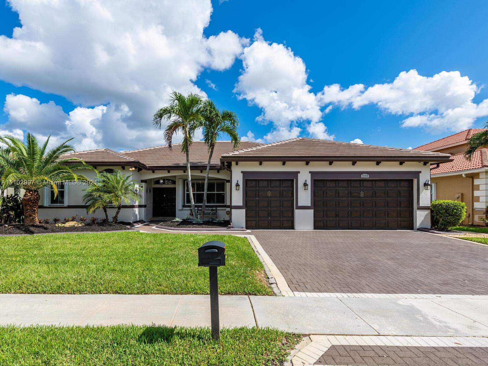 The Estates of Pembroke Shores - 1179 SW 159th Ter, Pembroke Pines, FL 33027