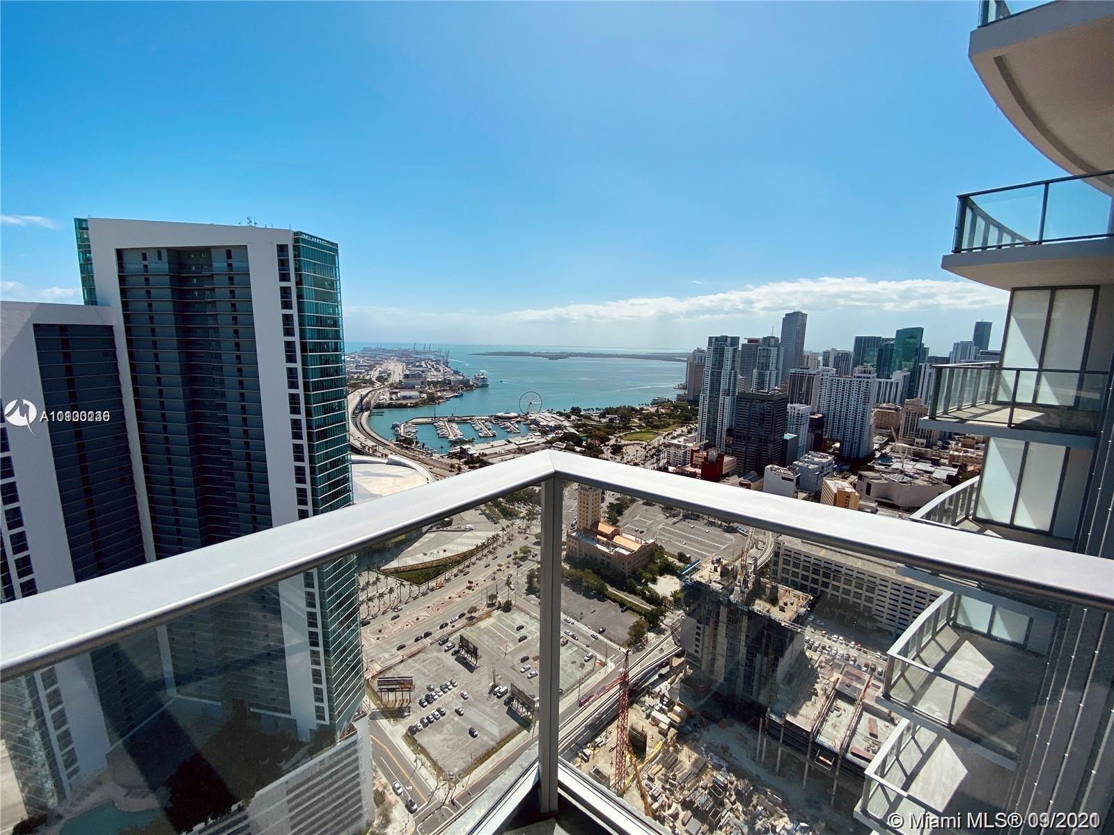 Paramount Miami Worldcenter #4605 - 851 NE 1st Ave #4605, Miami, FL 33132