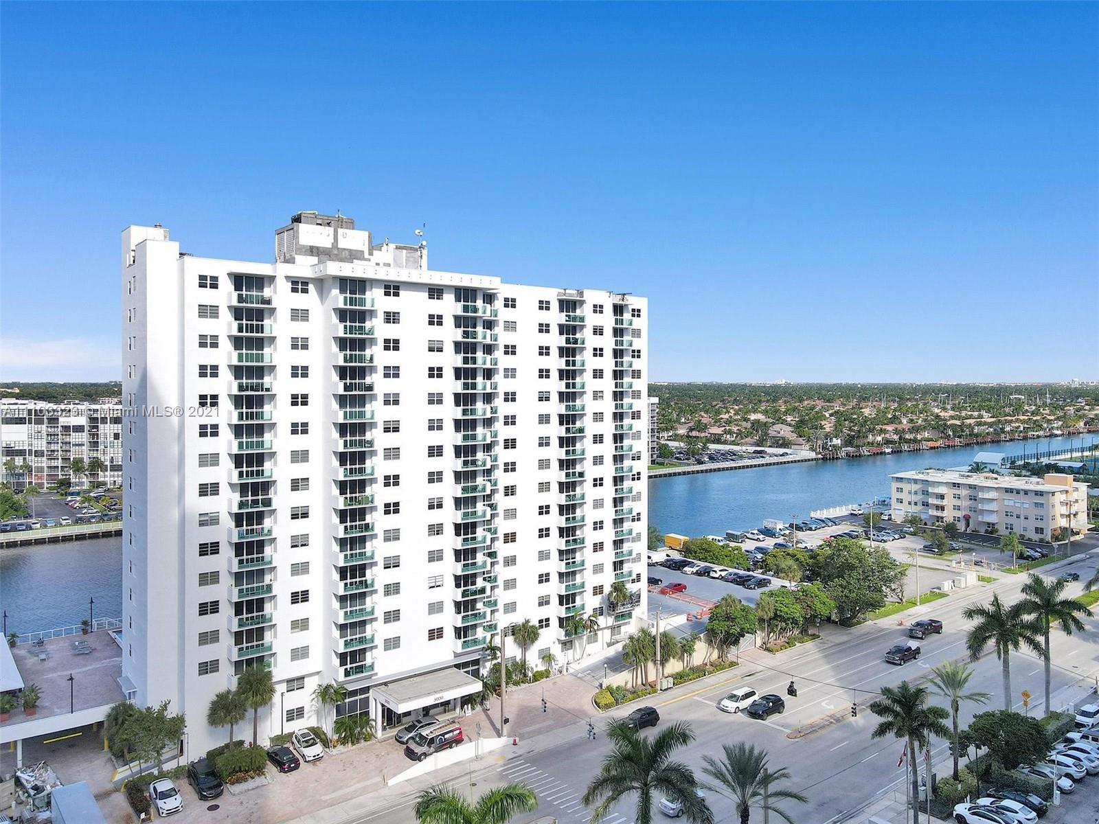 Residences on Hollywood West Tower #606 - 3000 S Ocean Dr #606, Hollywood, FL 33019