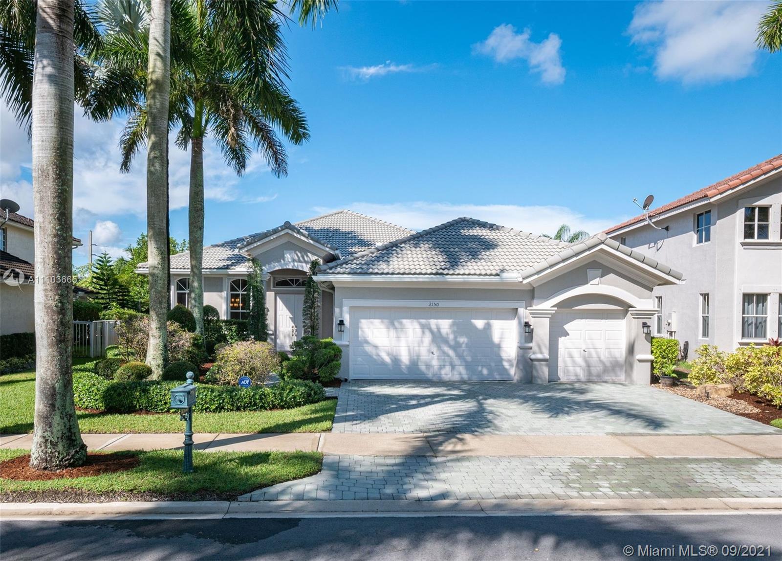 Weston Hills - 2150 Quail Roost Drive, Weston, FL 33327