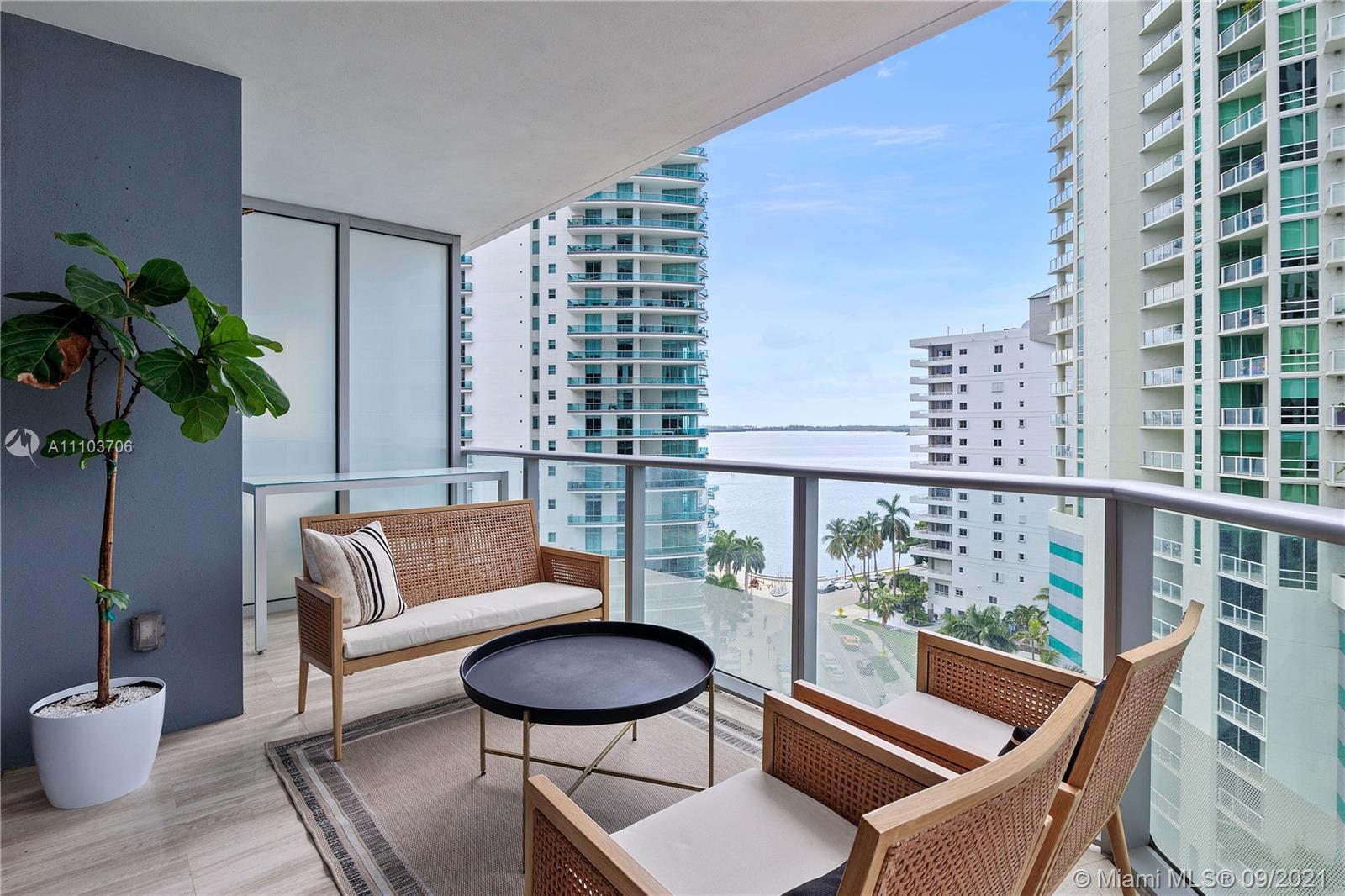Brickell House #1102 - 1300 Brickell Bay Dr #1102, Miami, FL 33131