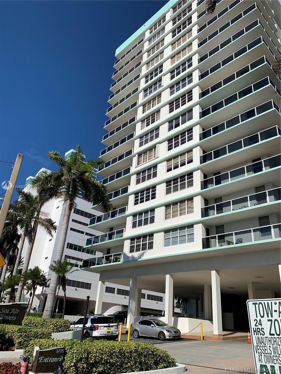 Sea Air Towers #304 - 3725 S Ocean Dr #304, Hollywood, FL 33019