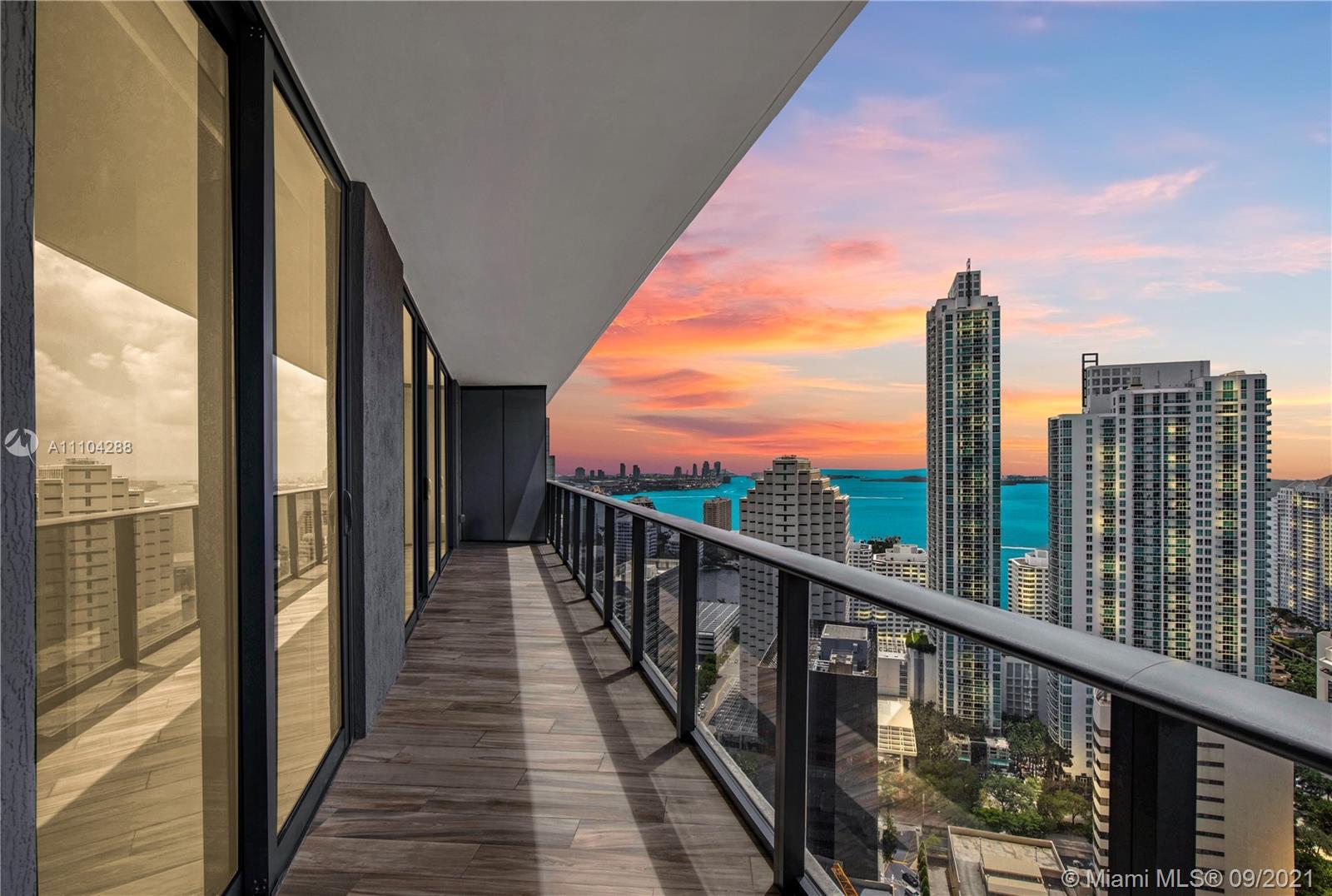 SLS Lux Brickell #3402 - 801 S Miami Ave #3402, Miami, FL 33130