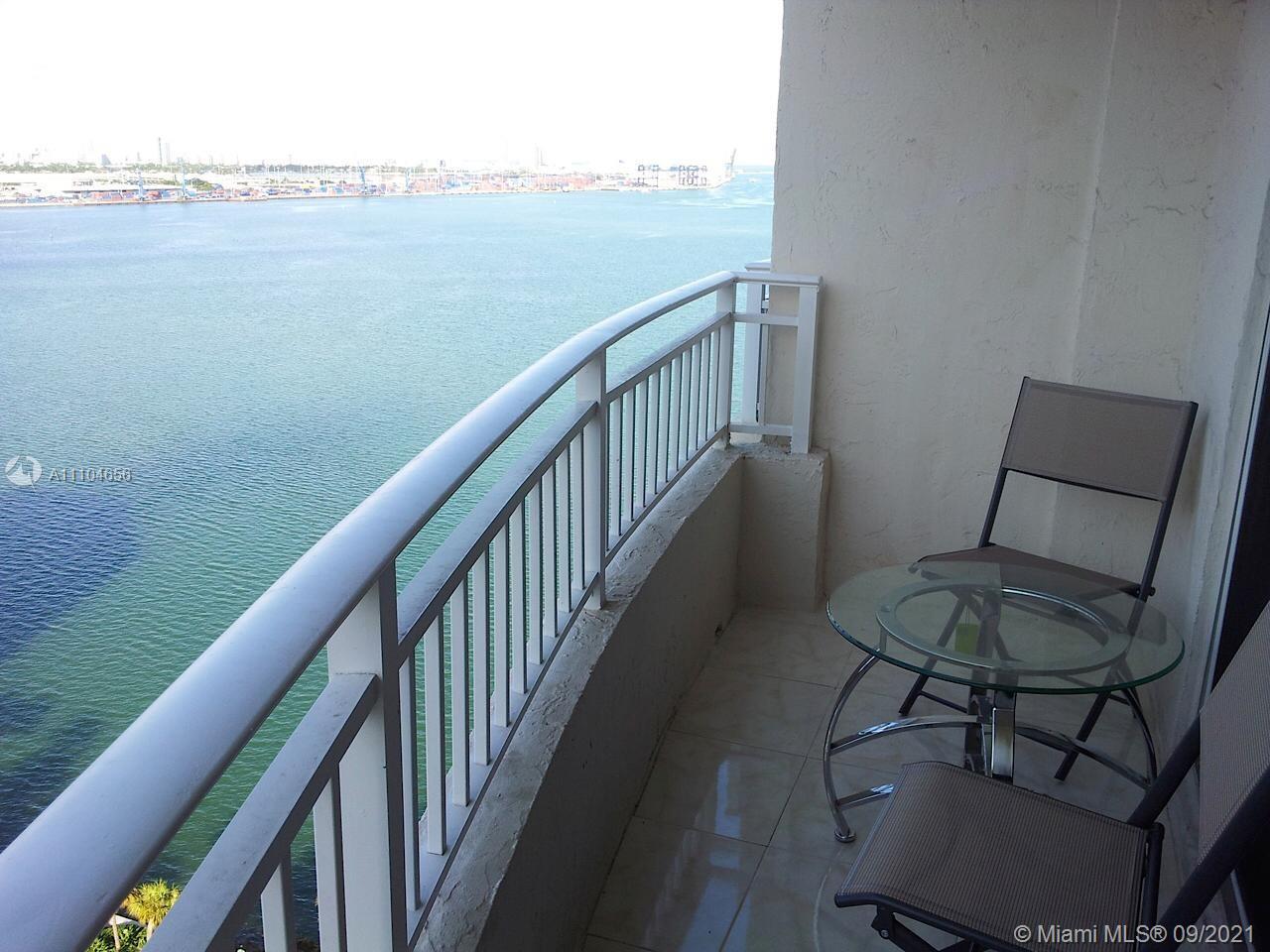 Isola #2107 - 770 Claughton Island Dr #2107, Miami, FL 33131