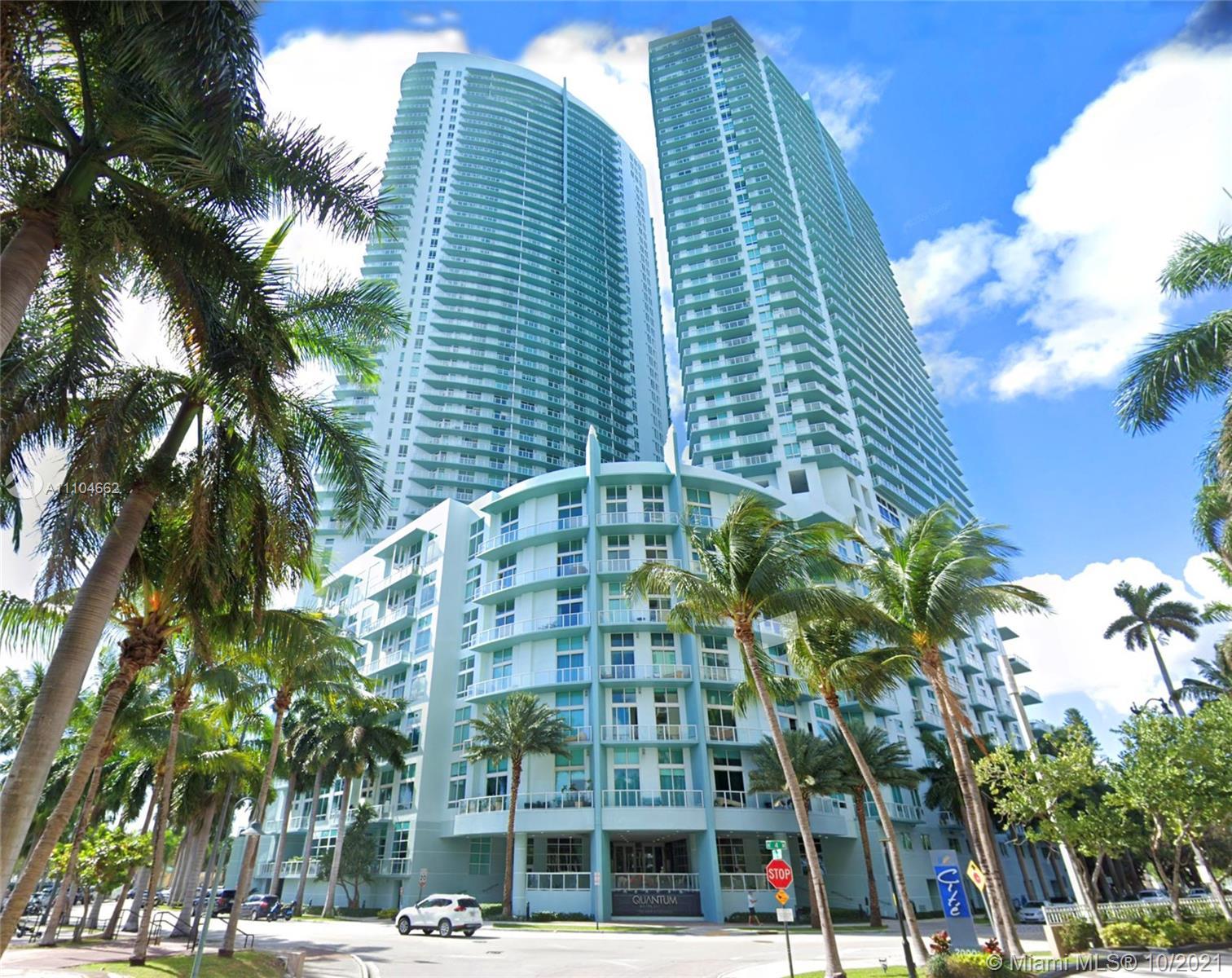 Quantum on the Bay #3711 - 1900 N Bayshore Dr #3711, Miami, FL 33132