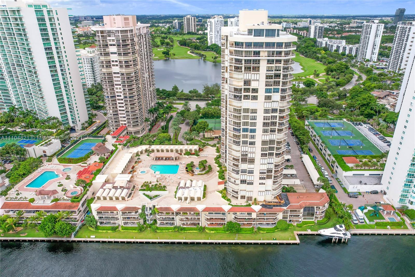 Terraces at Turnberry #2705 - 20191 E Country Club Dr. #2705, Aventura, FL 33180