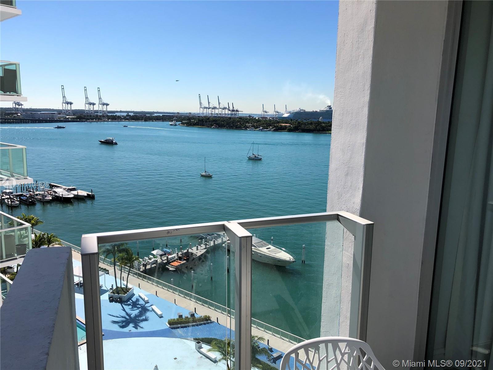 Mondrian South Beach #1127 - 1100 West Ave #1127, Miami Beach, FL 33139