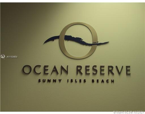 Ocean Reserve #808 - 19370 Collins Ave #808, Sunny Isles Beach, FL 33160