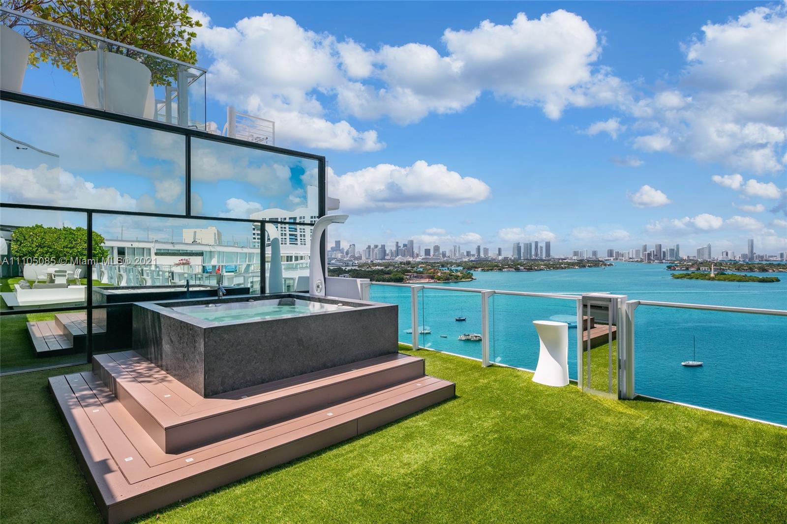 Mondrian South Beach #TS-2/3 - 1100 West Ave #TS-2/3, Miami Beach, FL 33139
