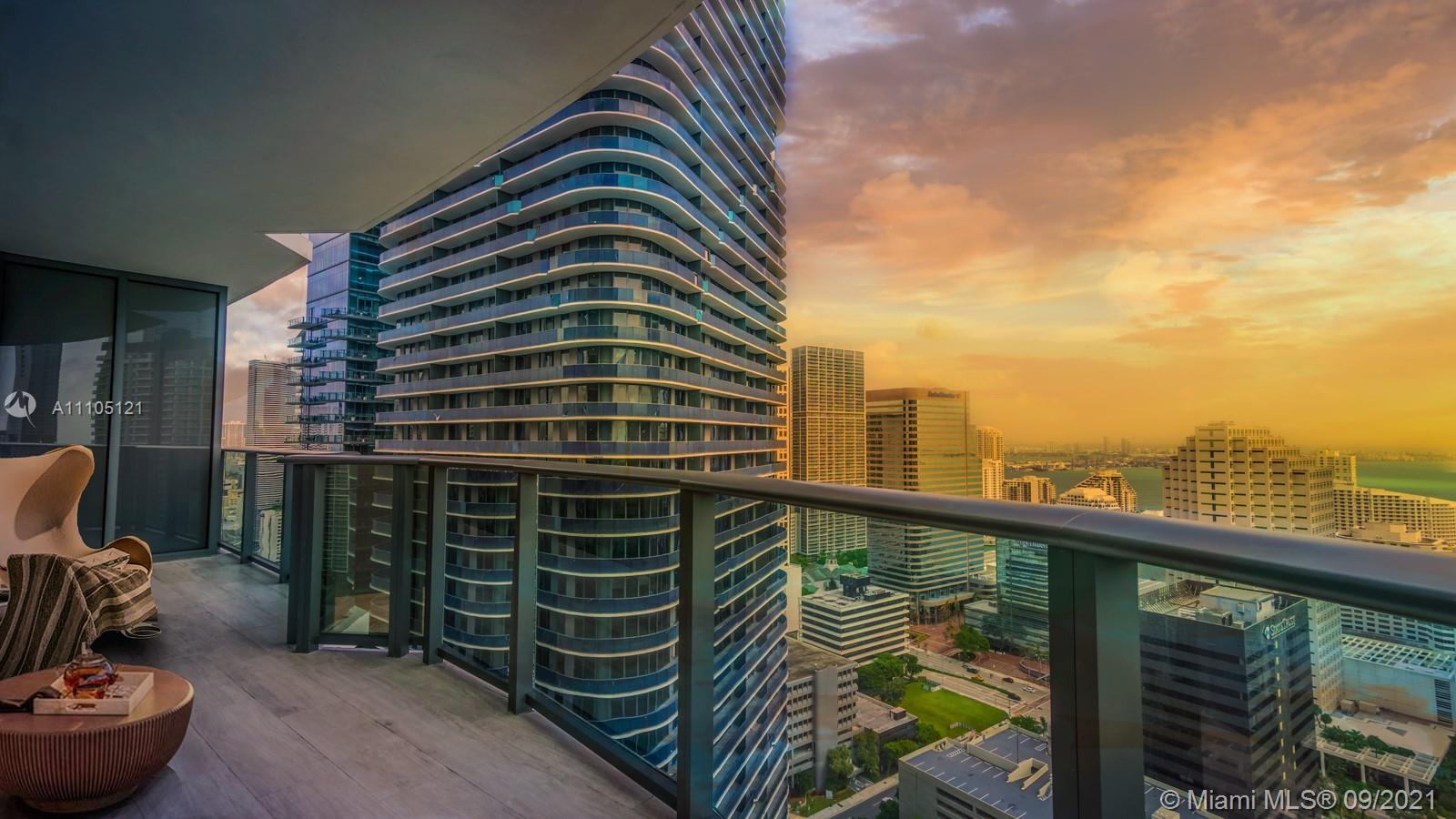 Brickell Heights East Tower #3303 - 45 SW 9th St #3303, Miami, FL 33130