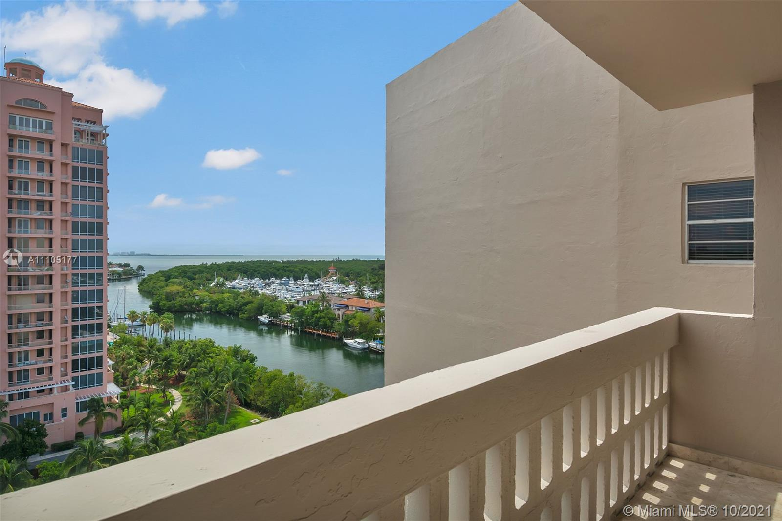 Gables Waterway #1222 - 90 Edgewater Dr #1222, Coral Gables, FL 33133