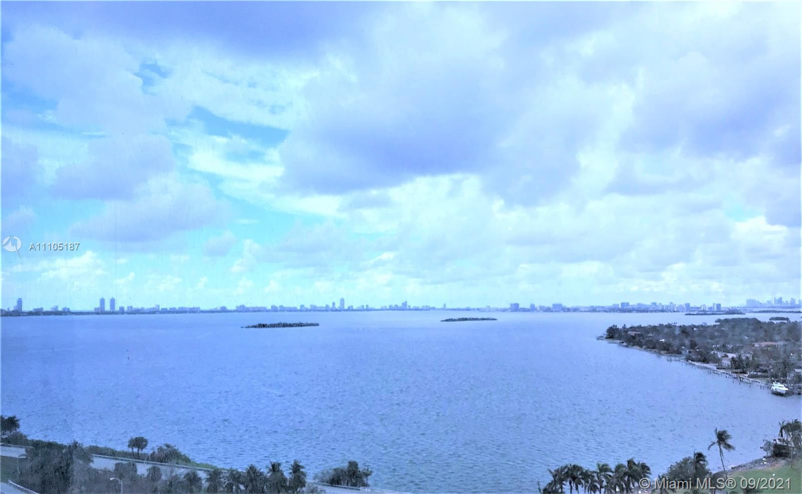 Blue on the Bay #1605 - 601 NE 36th St #1605, Miami, FL 33137