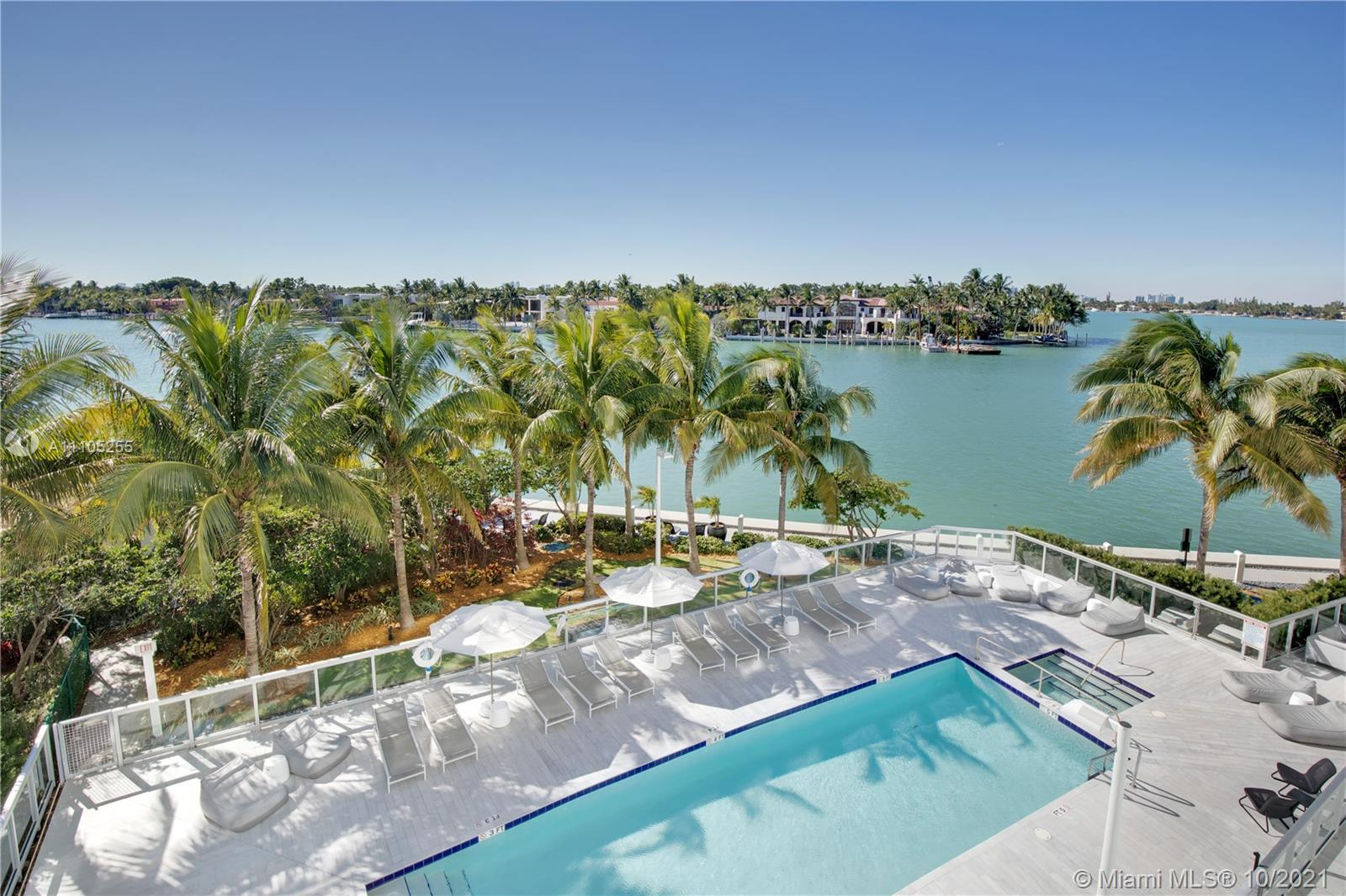 Eden House #405 - 6700 Indian Creek Dr #405, Miami Beach, FL 33141