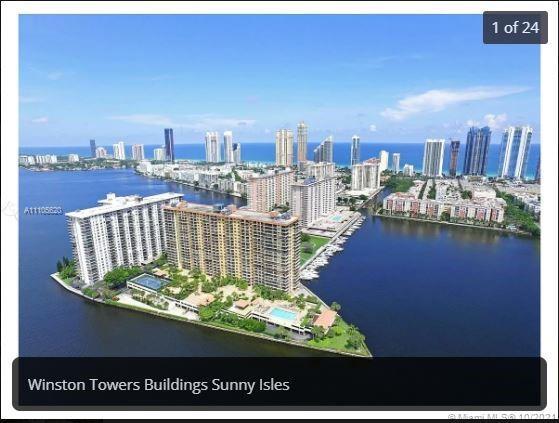 Winston Tower 700 #515 - 290 174th St #515, Sunny Isles Beach, FL 33160