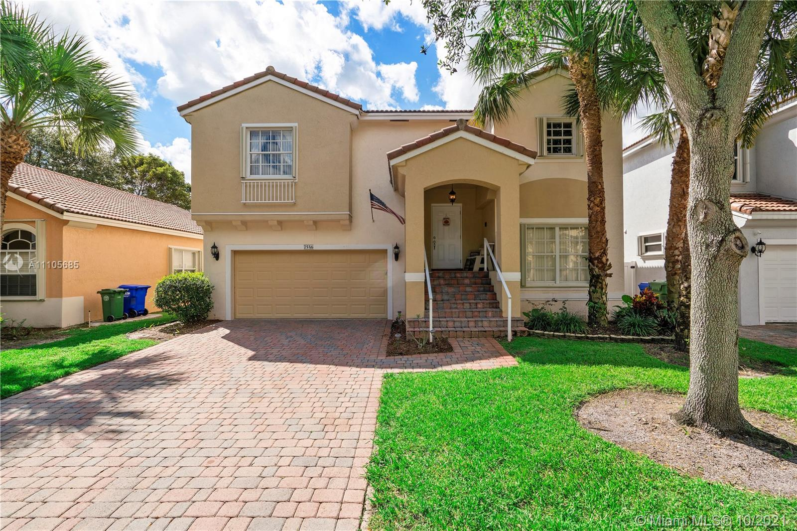 Property for sale at 7546 NW 18th Dr Unit: 7546, Pembroke Pines,  Florida 33024