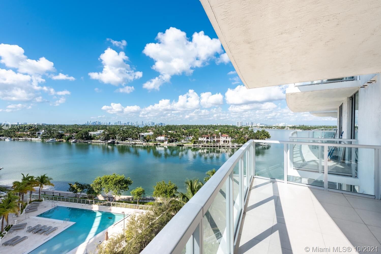 Eden House #803 - 6700 Indian Creek Dr #803, Miami Beach, FL 33141