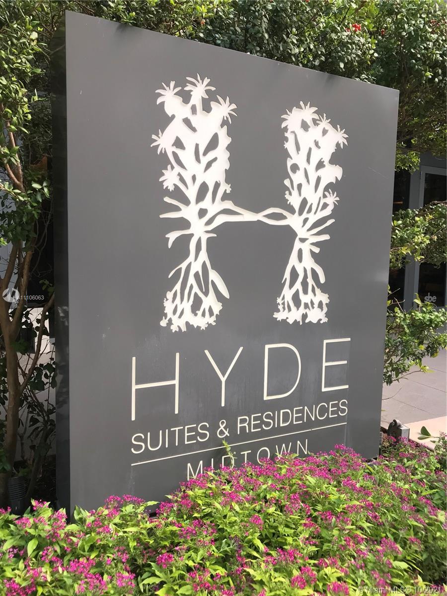 Hyde Midtown #1715 - 121 NE 34th St #1715, Miami, FL 33137