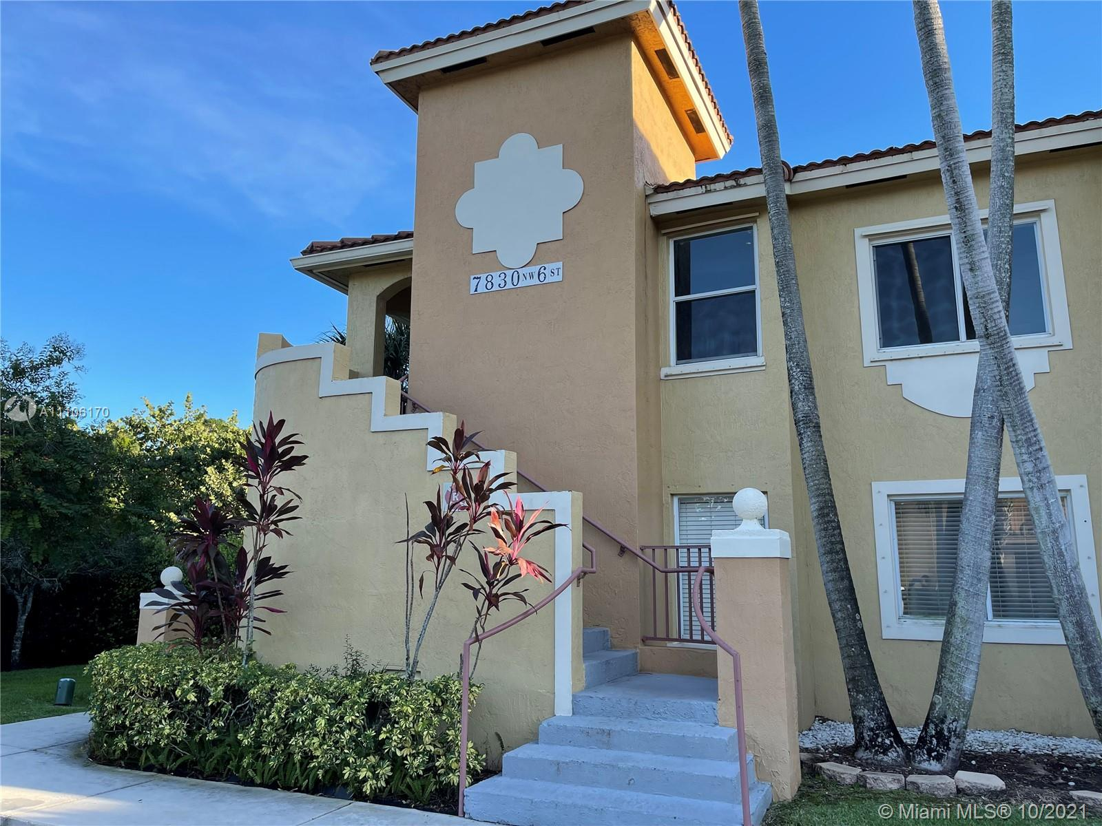 Property for sale at 7830 NW 6th St Unit: 201, Pembroke Pines,  Florida 33024