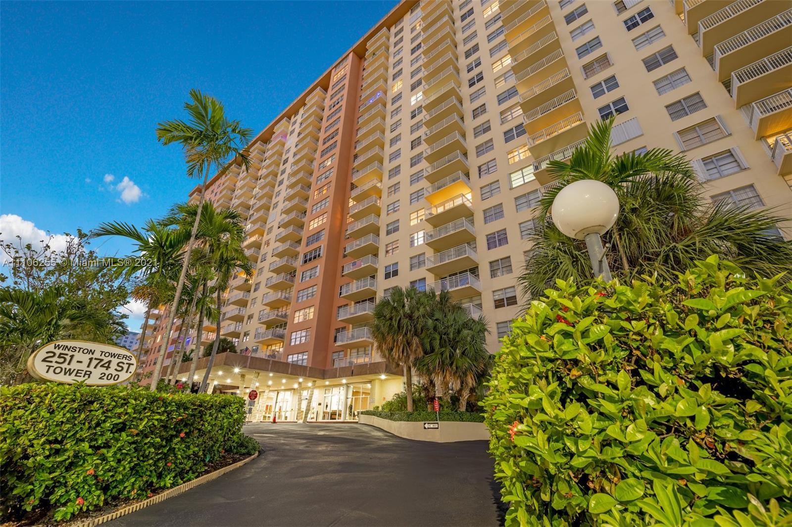 Winston Tower 200 #515 - 251 NE 174th St #515, Sunny Isles Beach, FL 33160