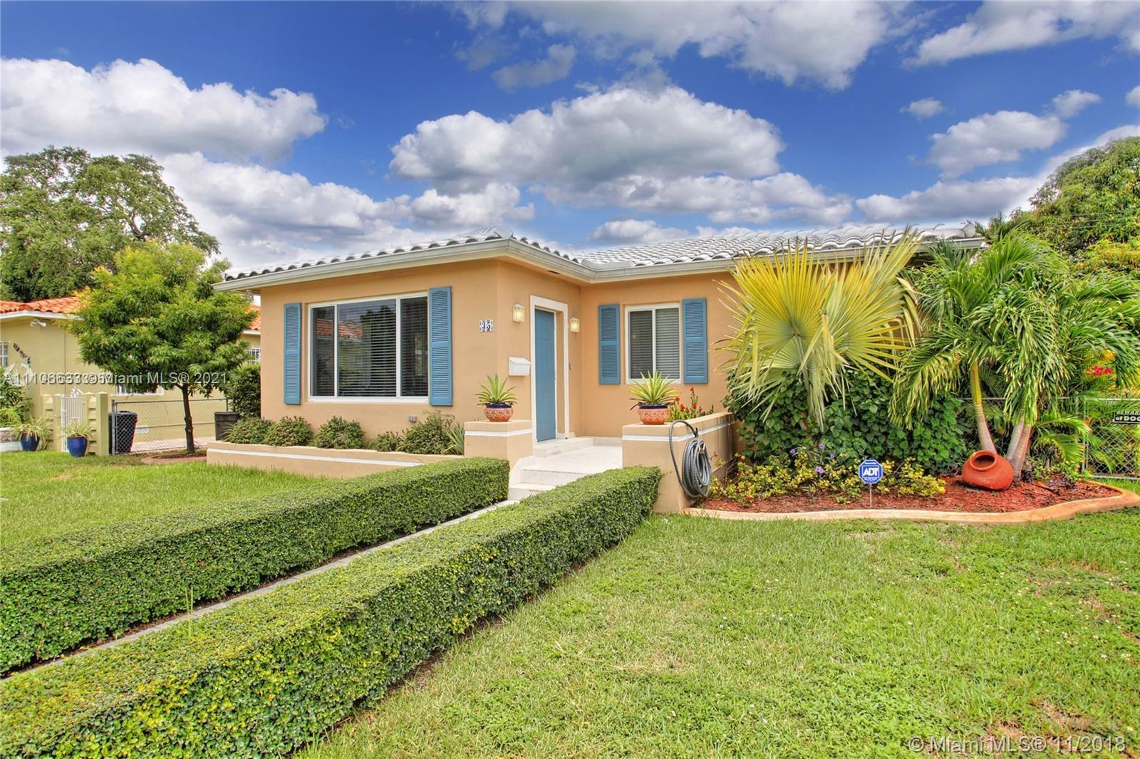 Single Family Home,For Rent,35 Veragua Ave, Coral Gables, Florida 33134,Brickell,realty,broker,condos near me