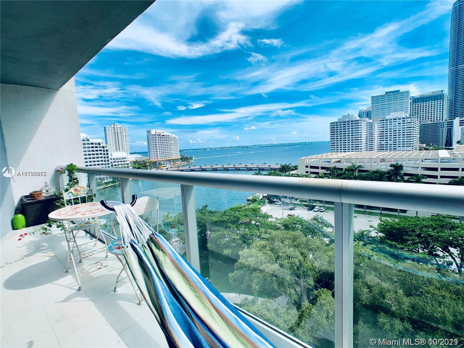495 Brickell Ave # 1107, Miami FL 33131