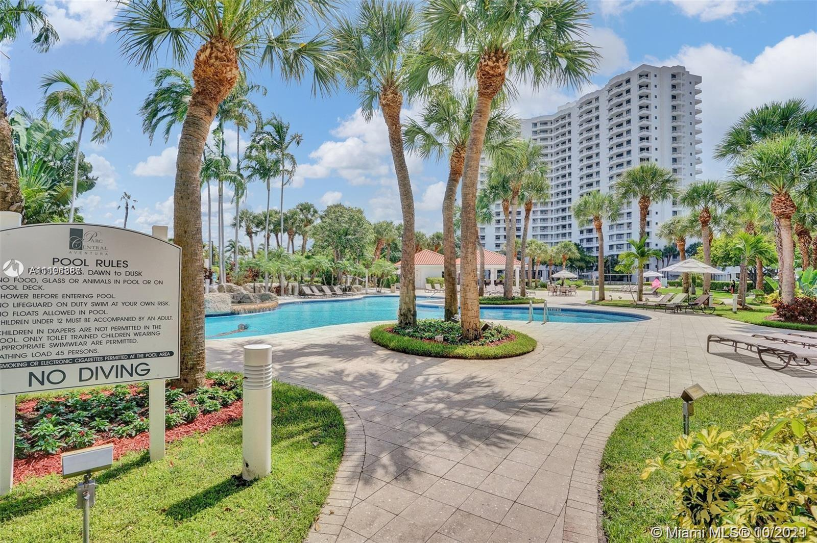 Parc Central West #1505 - 3300 NE 191st St #1505, Aventura, FL 33180