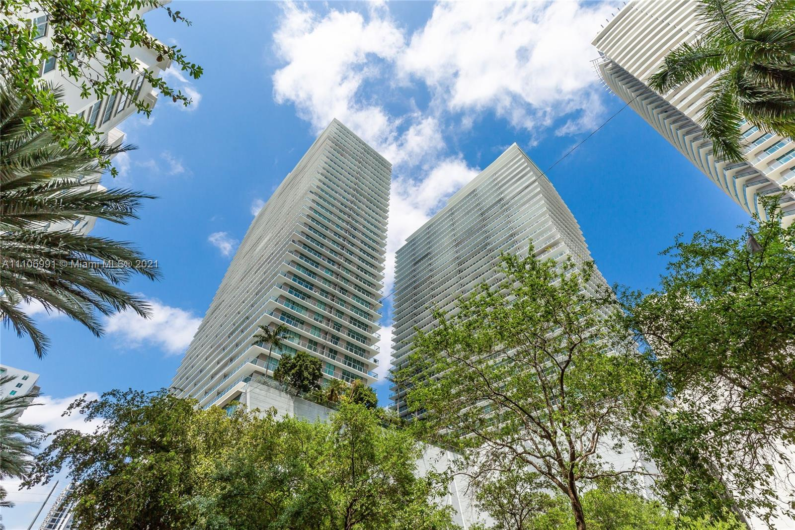 Axis on Brickell South Tower #MPH3907-S - 79 SW 12th St #MPH3907-S, Miami, FL 33130