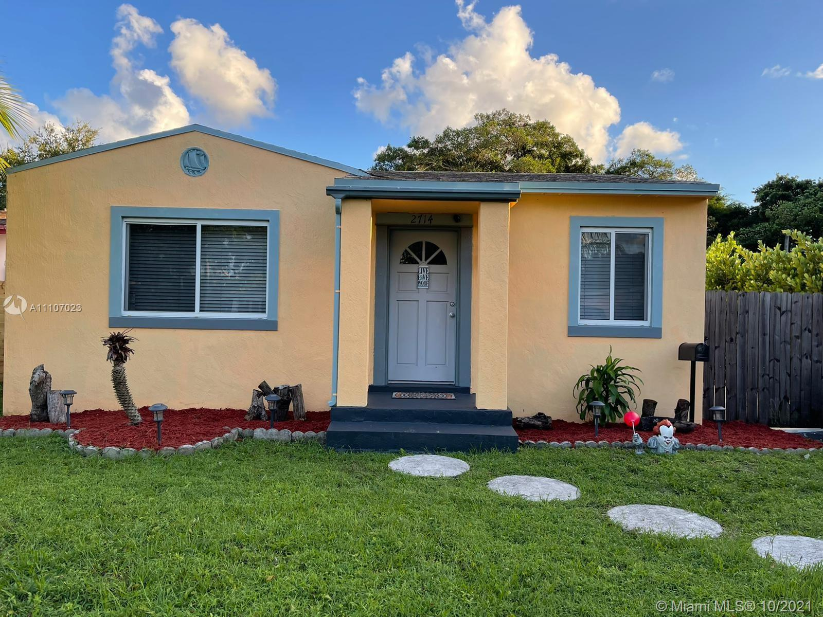 Hollywood Little Ranches - 2714 Taylor St, Hollywood, FL 33020