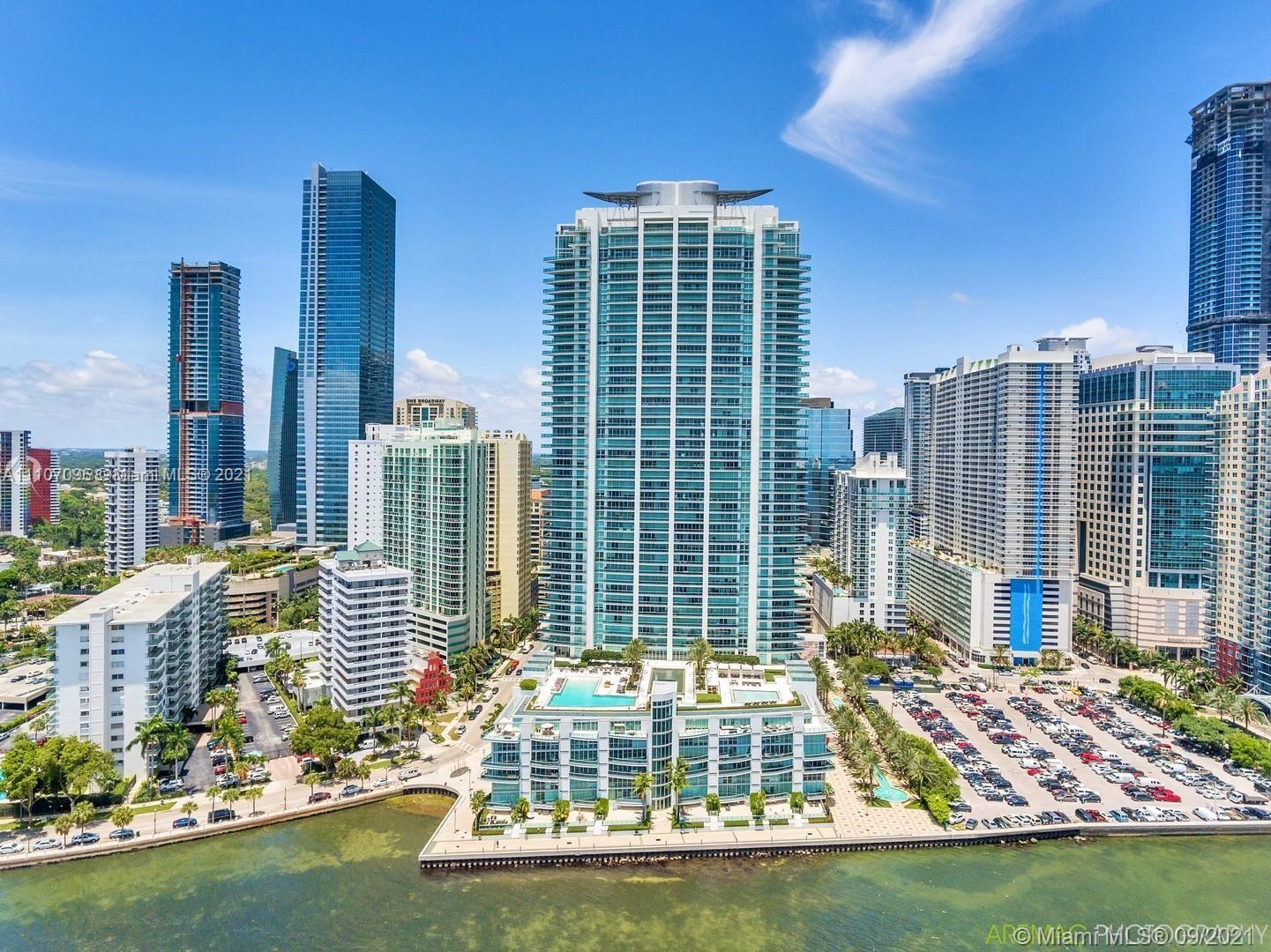 Jade Residences #1508 - 1331 Brickell Bay Dr #1508, Miami, FL 33131