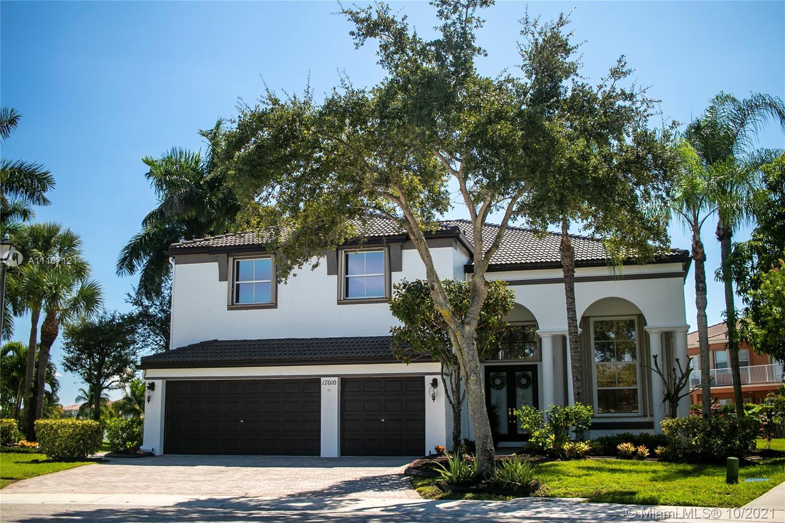 Riviera Isles - 17010 SW 53rd Ct, Miramar, FL 33027