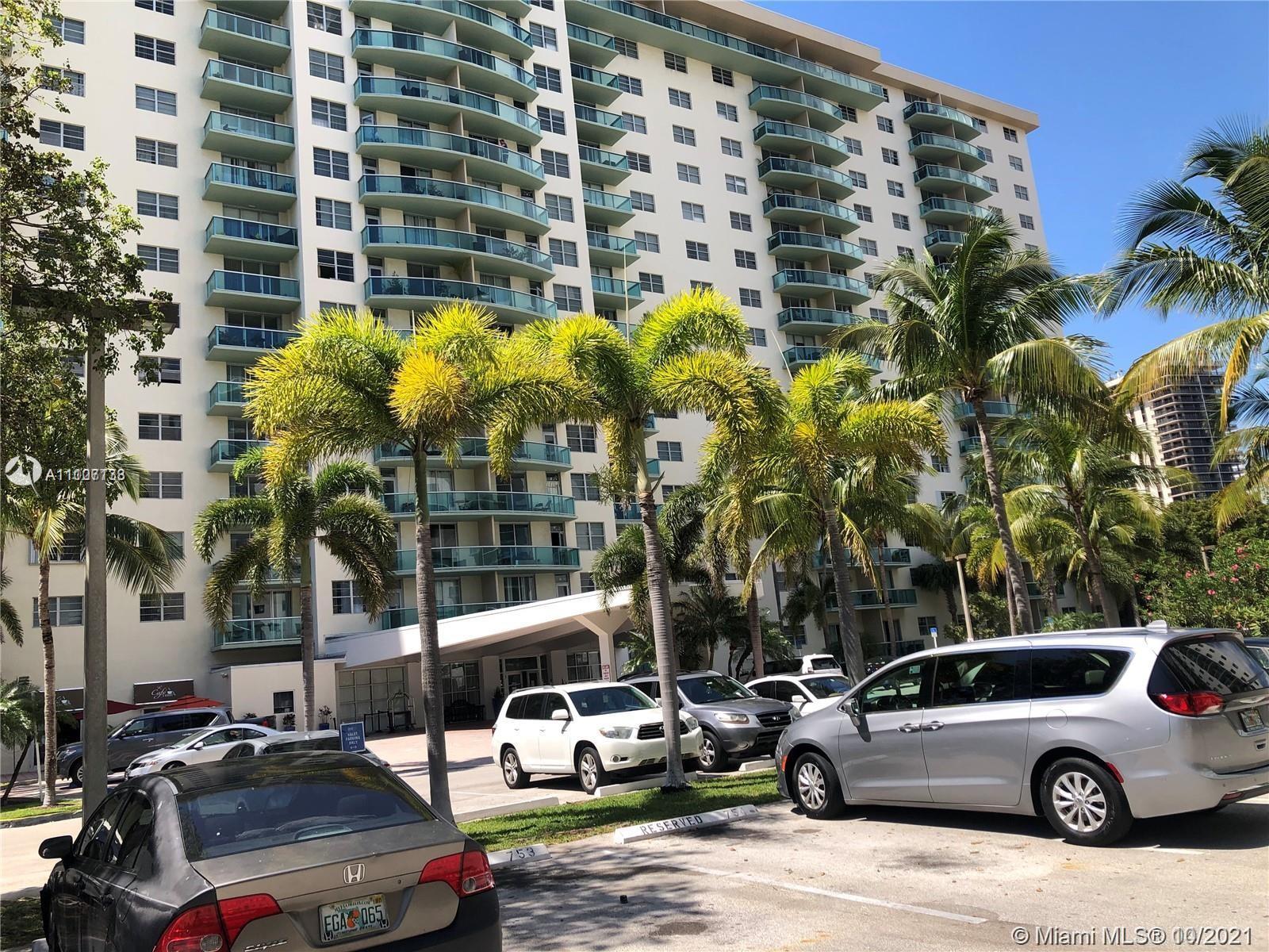 Ocean View A #216 - 19390 Collins Ave #216, Sunny Isles Beach, FL 33160