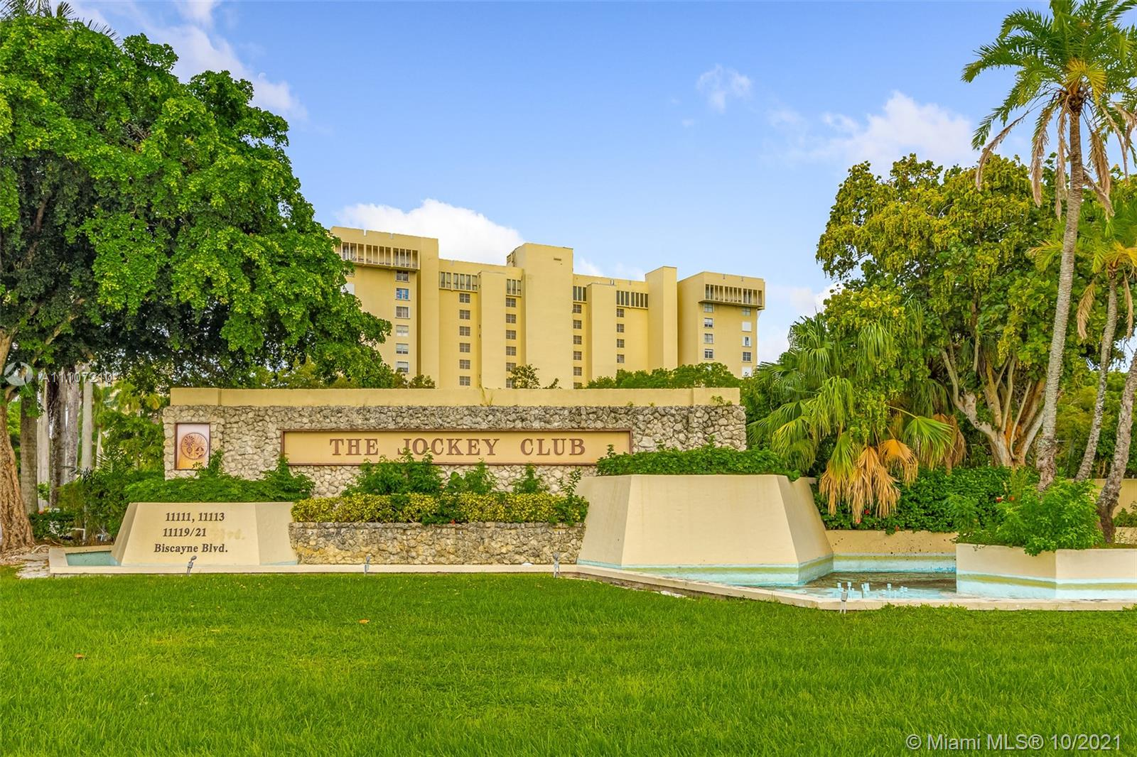 Jockey Club Building II #3B - 11111 Biscayne Blvd #3B, Miami, FL 33181