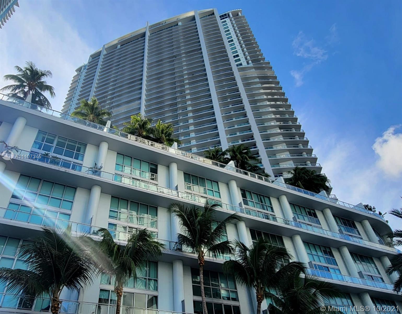 Ivy #2012 - 90 SW 3rd St #2012, Miami, FL 33130