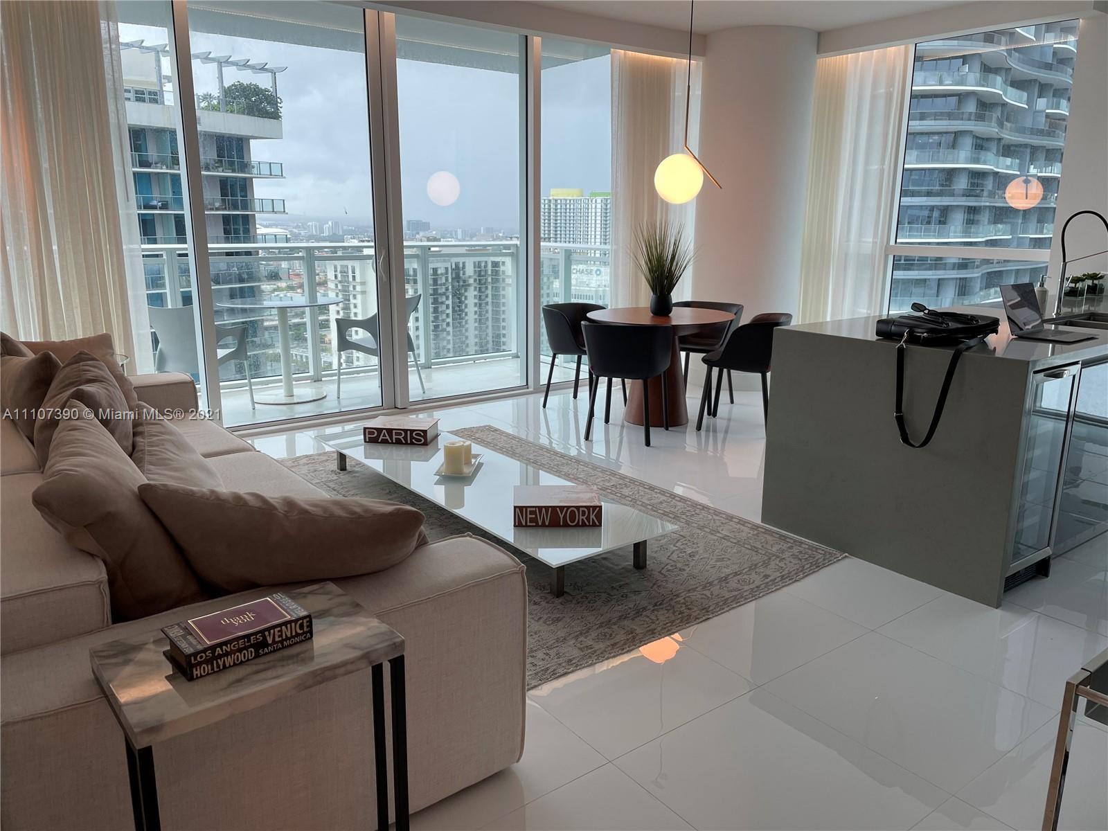 The Bond #4009 - 1080 Brickell Ave #4009, Miami, FL 33131