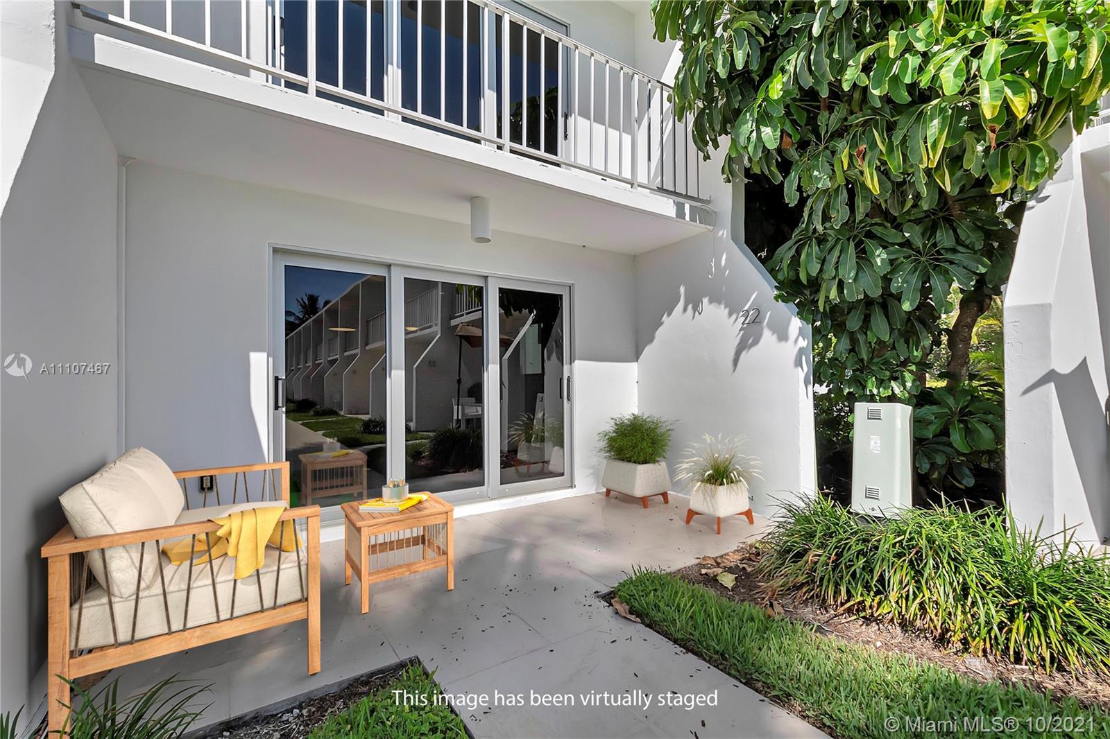 Casa del Mar #TH22 - 881 Ocean Dr #TH22, Key Biscayne, FL 33149