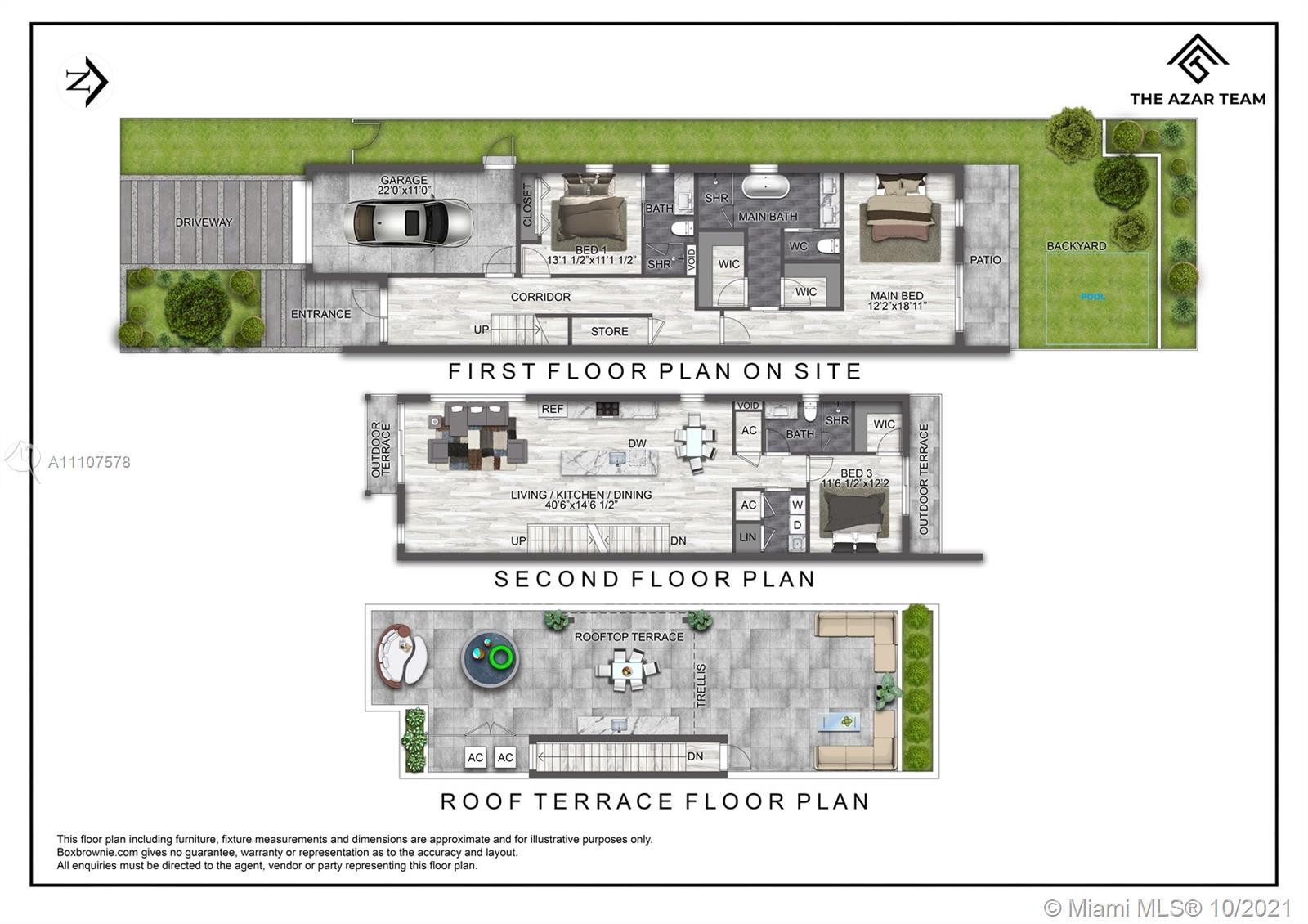 East Shenandoah #1377 - 1377 SW 22nd terrace #1377, Miami, FL 33145