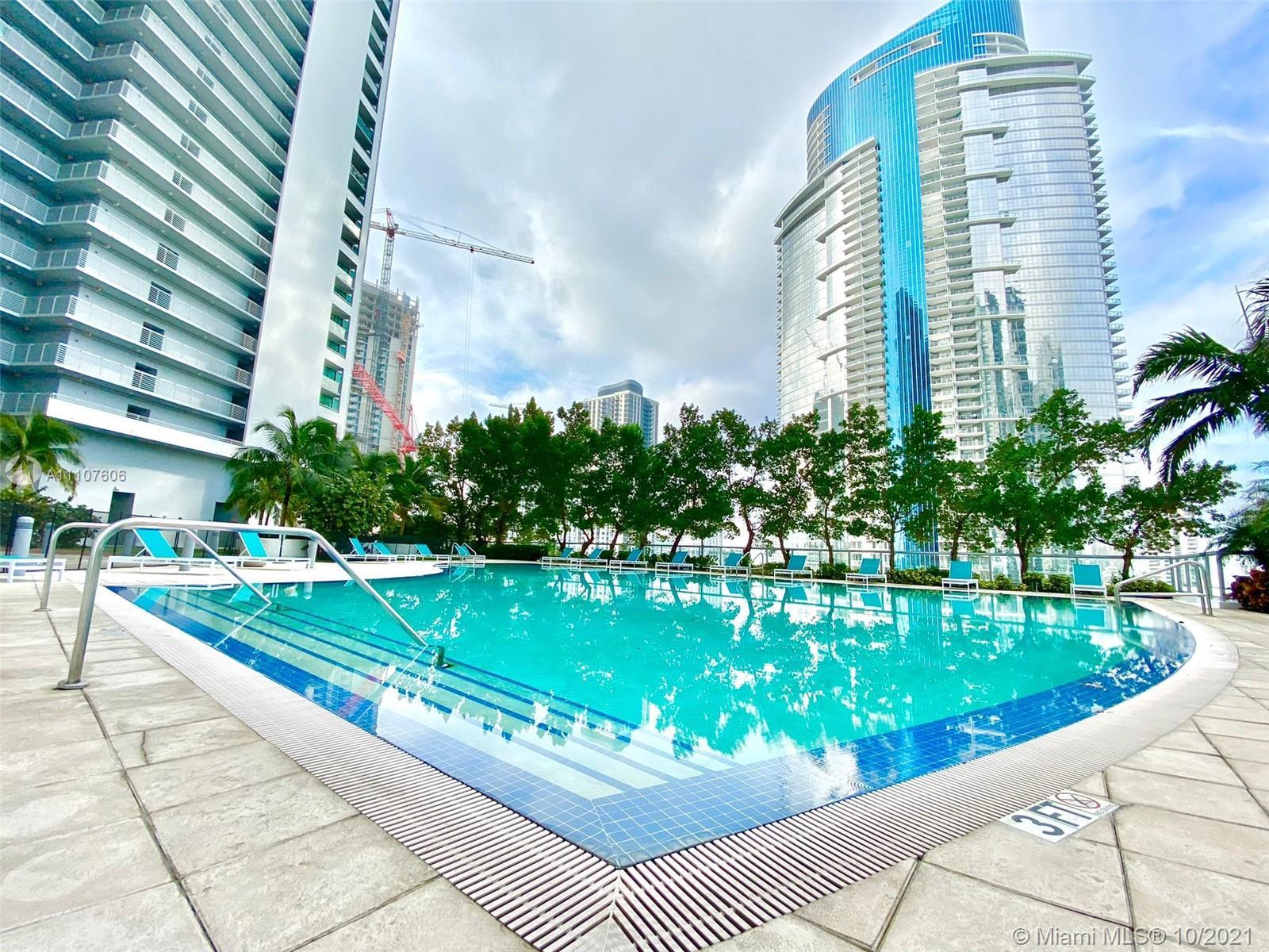 Marina Blue #3208 - 888 Biscayne Blvd #3208, Miami, FL 33132