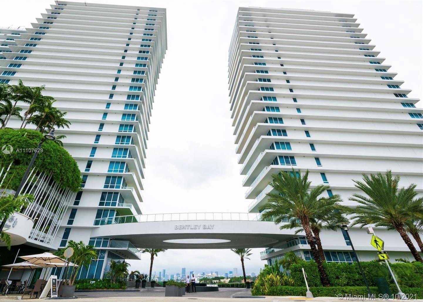 Bentley Bay North Tower #611 - 540 West Ave #611, Miami Beach, FL 33139