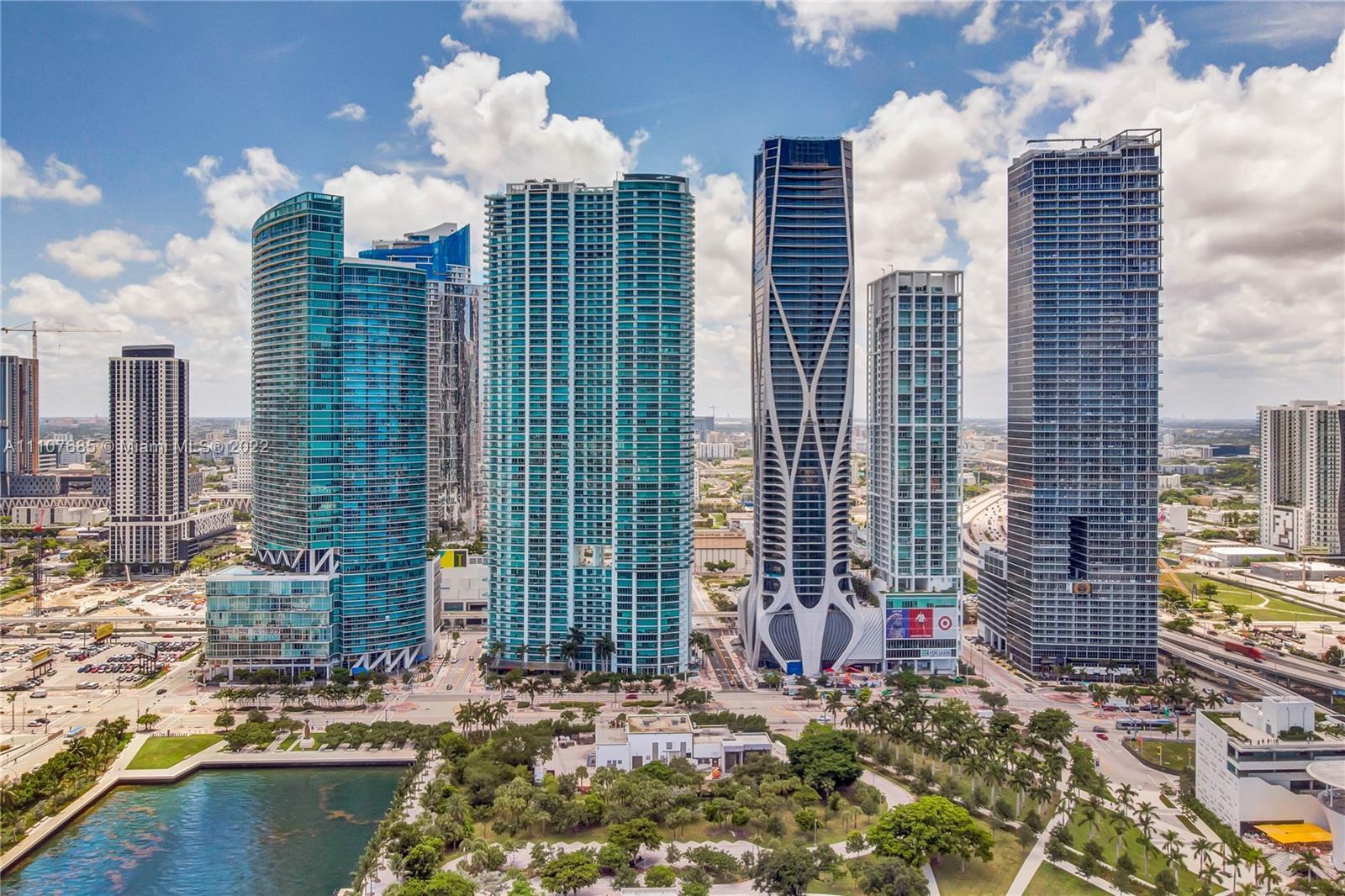900 Biscayne Bay #2206 - 900 Biscayne Blvd #2206, Miami, FL 33132