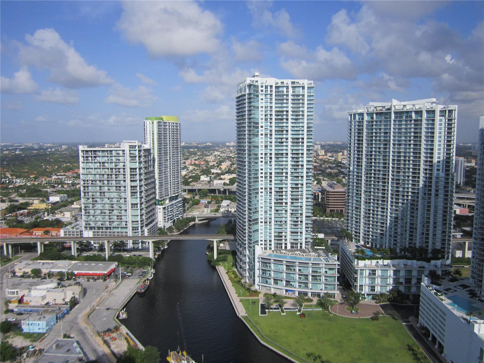 Brickell on the River North Tower #4121 - 31 SE 5th St #4121, Miami, FL 33131