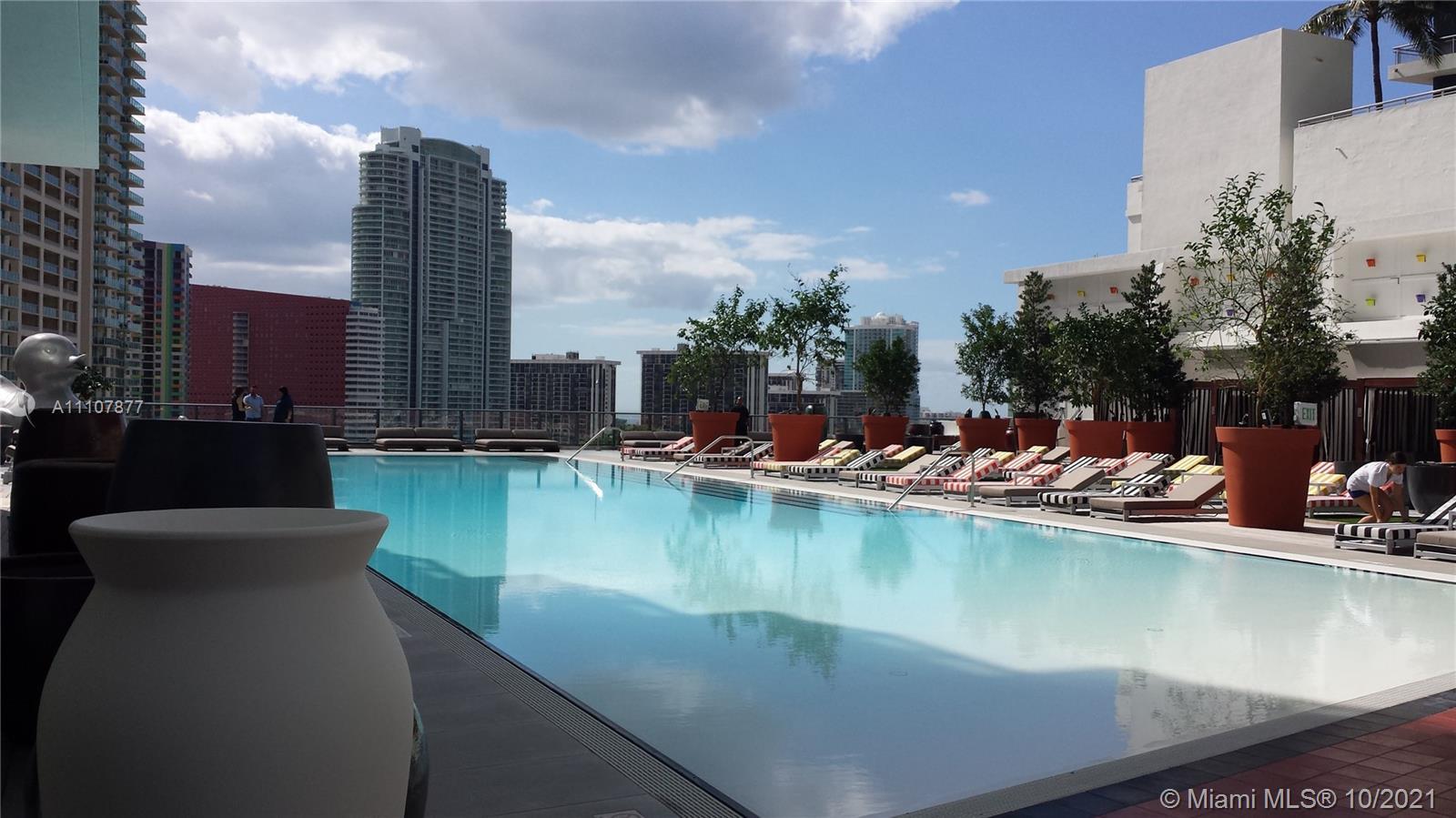 SLS Brickell #1503 - 1300 S Miami Ave #1503, Miami, FL 33130