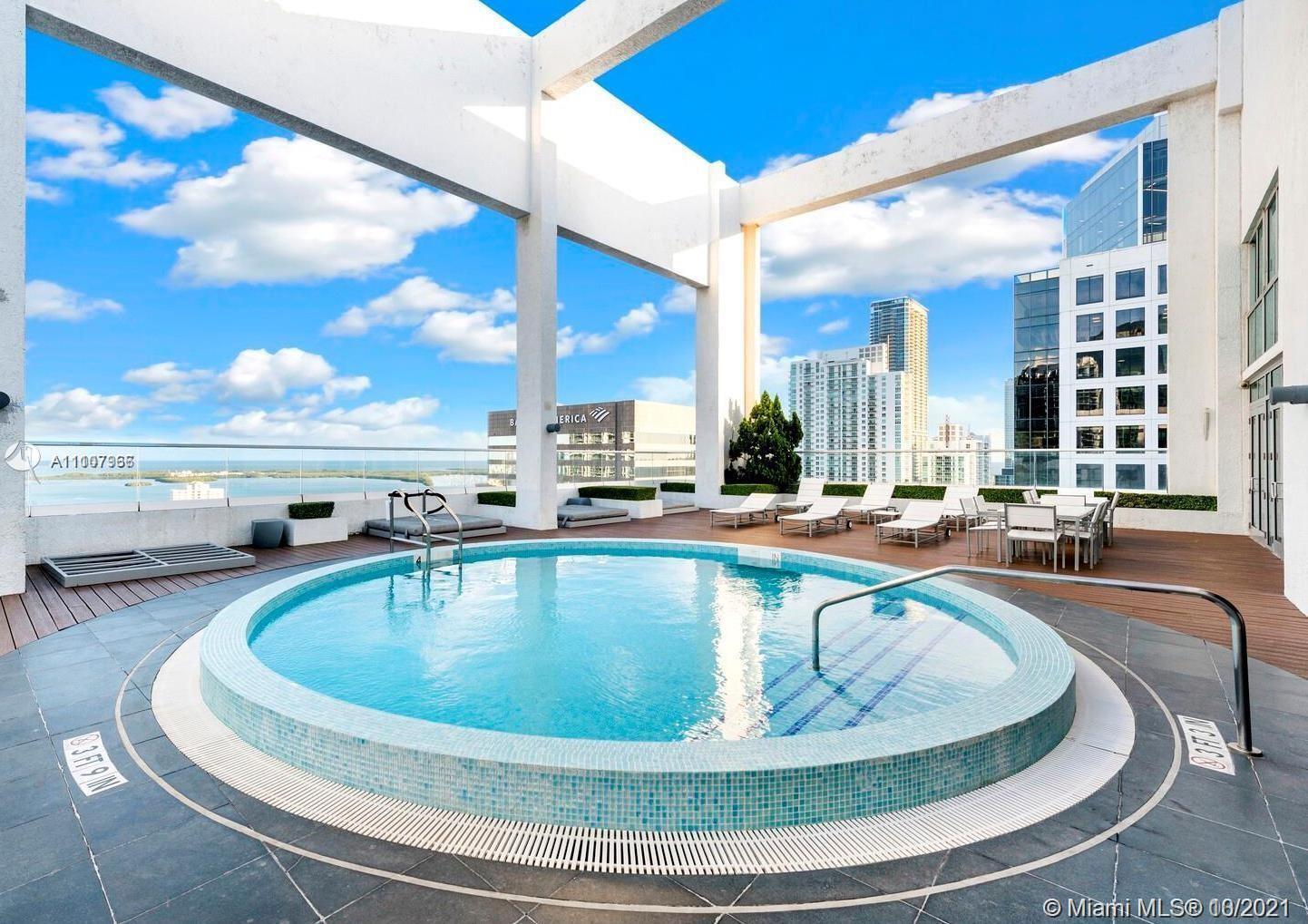 500 Brickell East Tower #2105 - 55 SE 6th St #2105, Miami, FL 33131