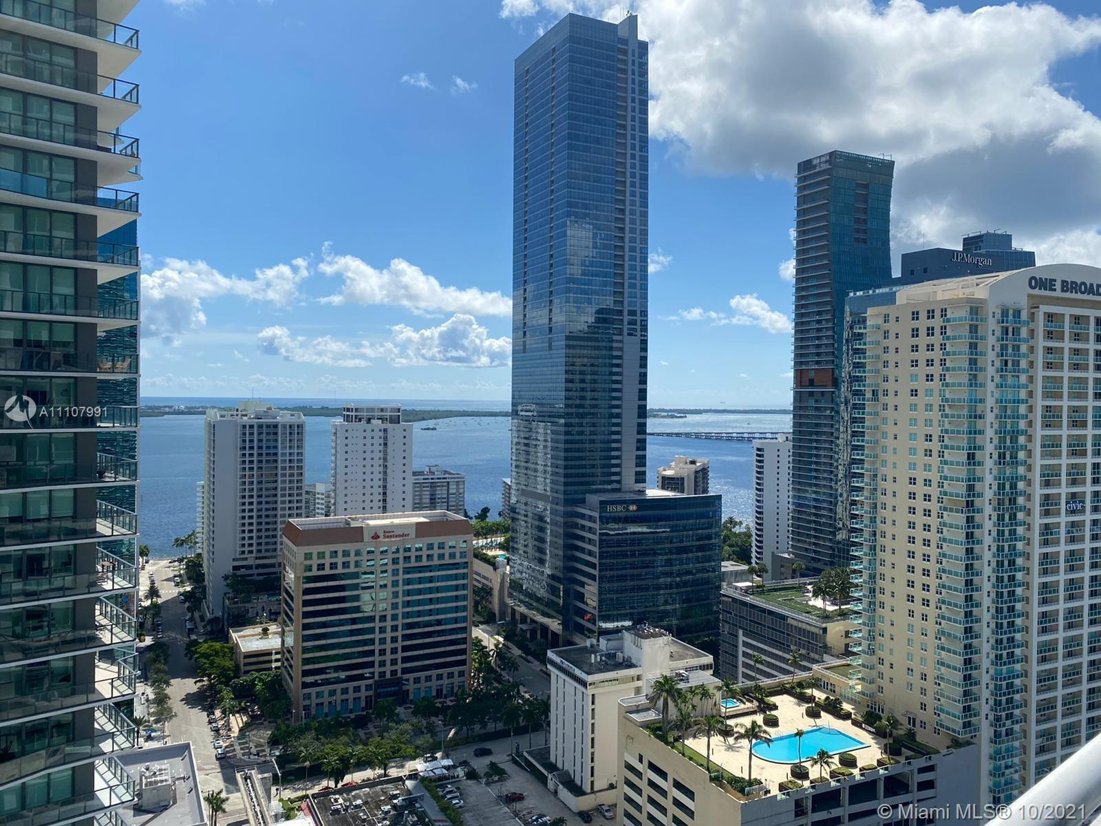 Infinity at Brickell #2808 - 60 SW 13th St #2808, Miami, FL 33130